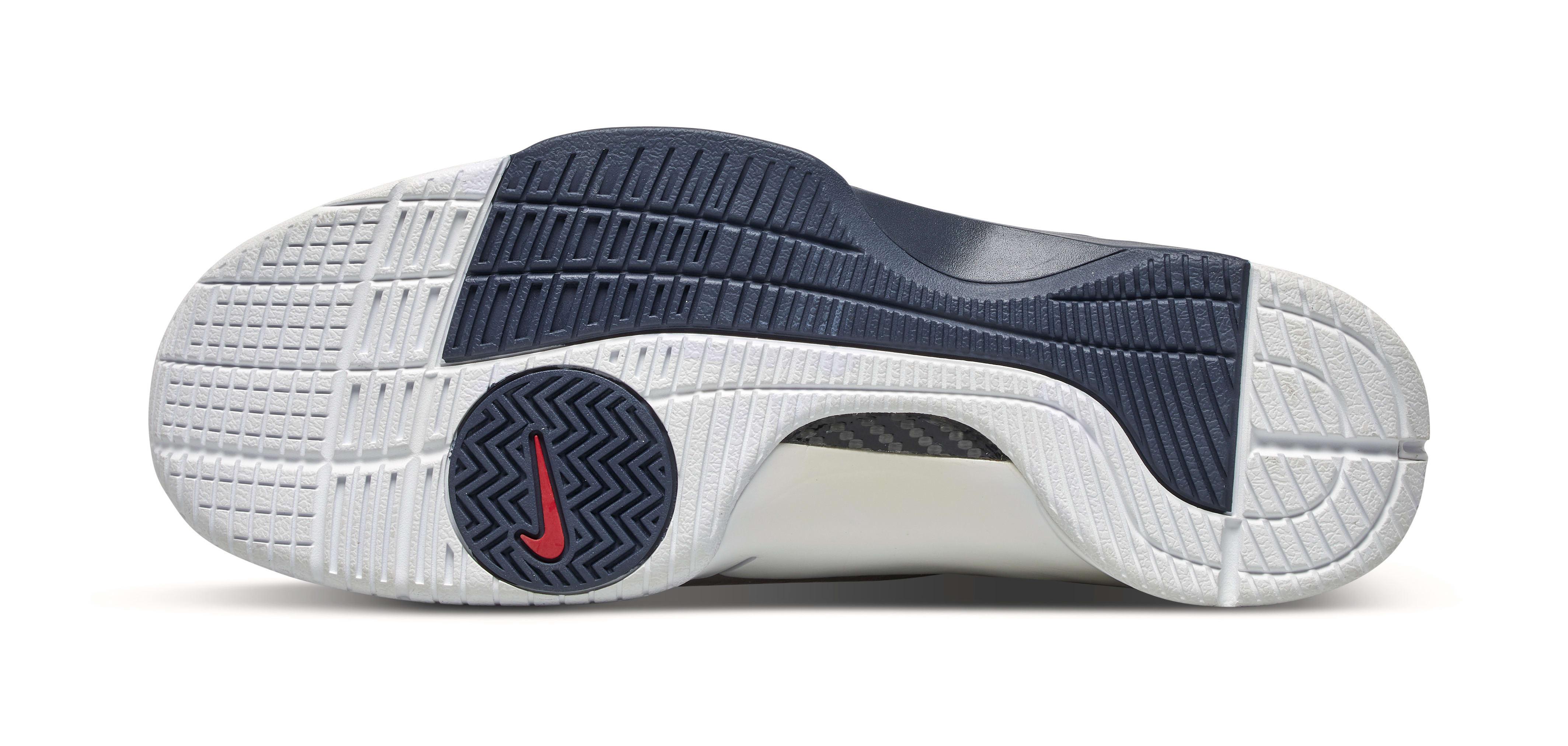 Nike Hyperdunk 'Barack Obama' PE Outsole
