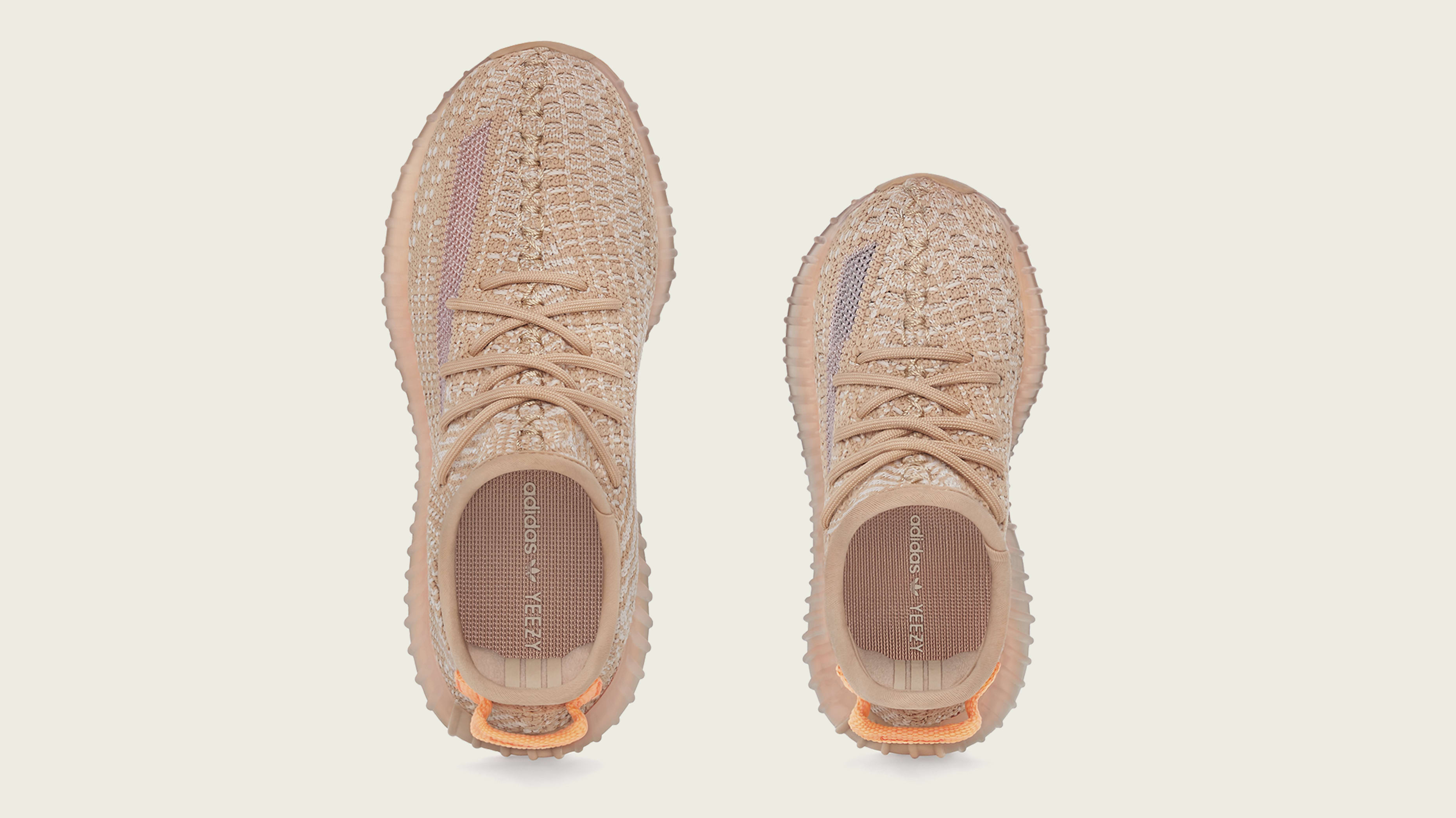 Adidas Yeezy Boost 350 V2 'Clay' Kids (Top)
