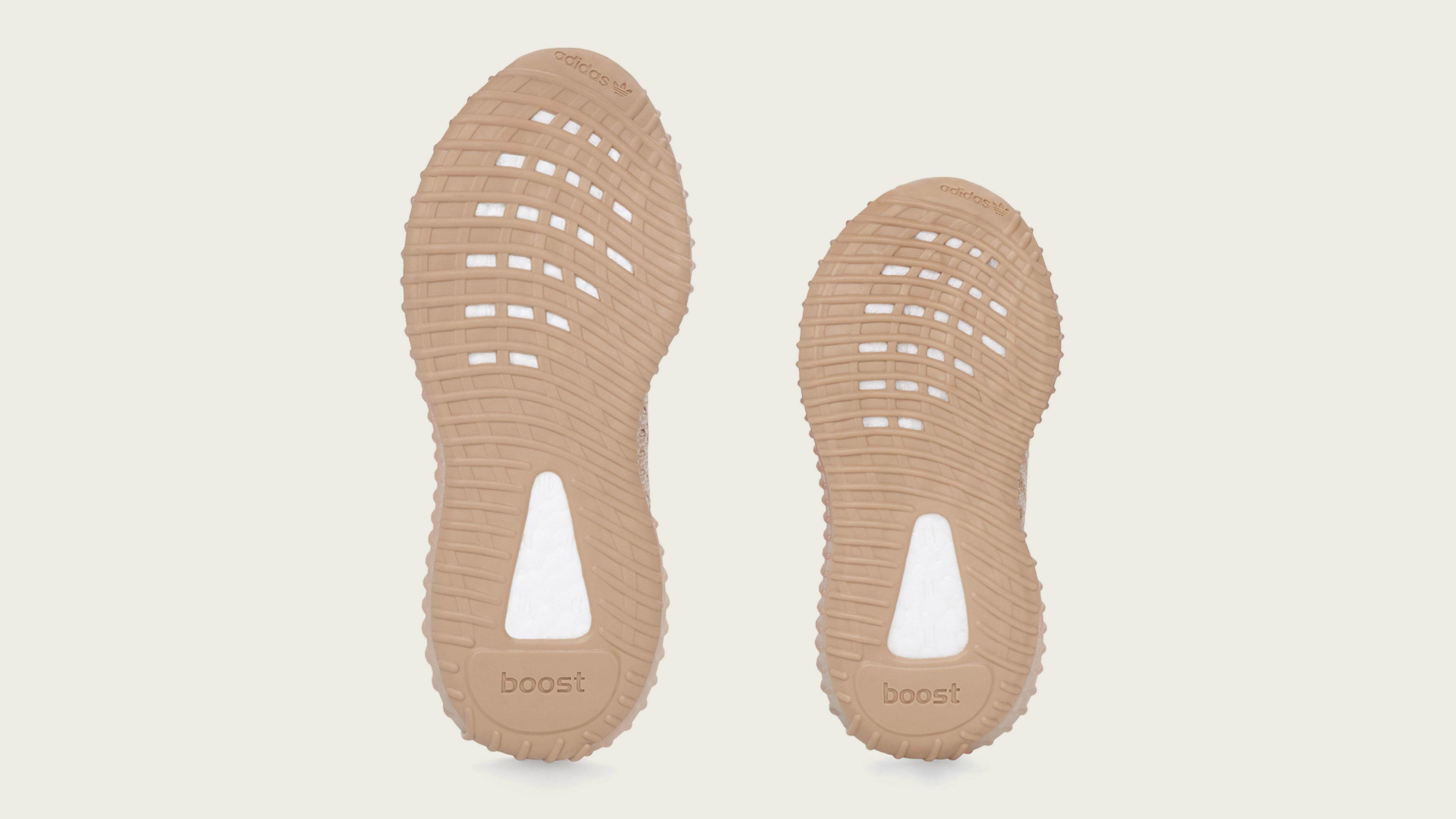 Adidas Yeezy Boost 350 V2 'Clay' Kids (Bottom)