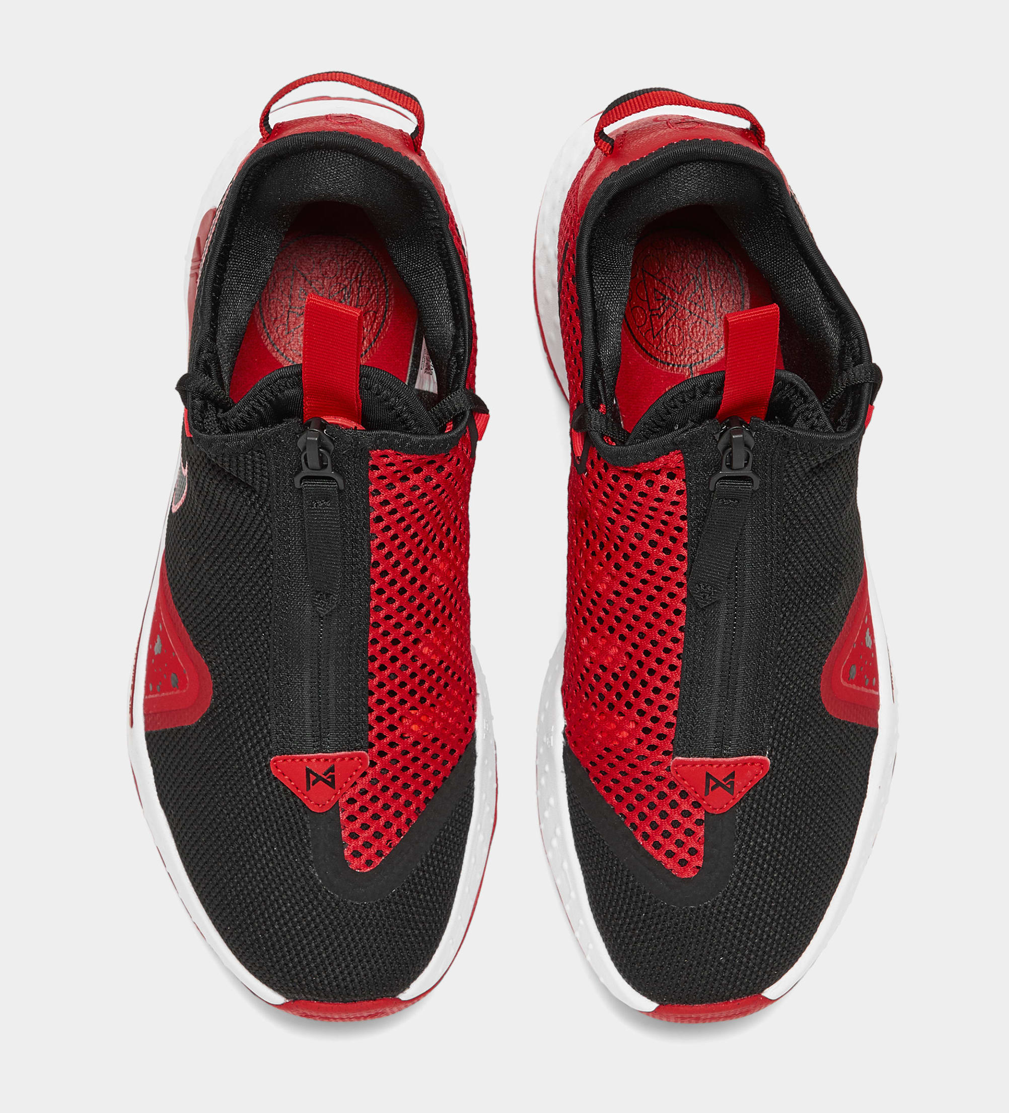 Nike PG 4 'Bred' CD5079-003 Top