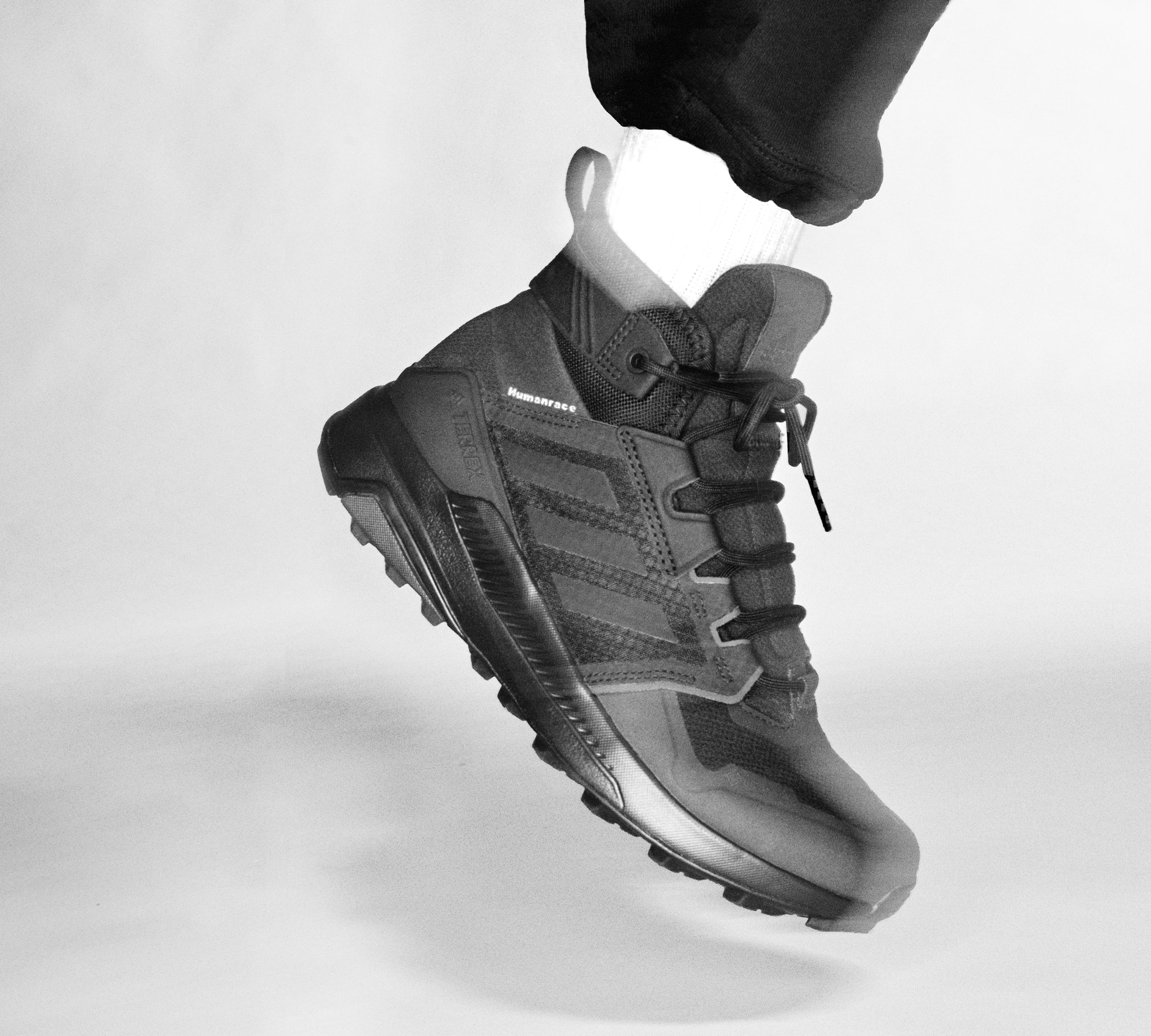 Pharrell x Adidas Terrex Trailmaker Mid