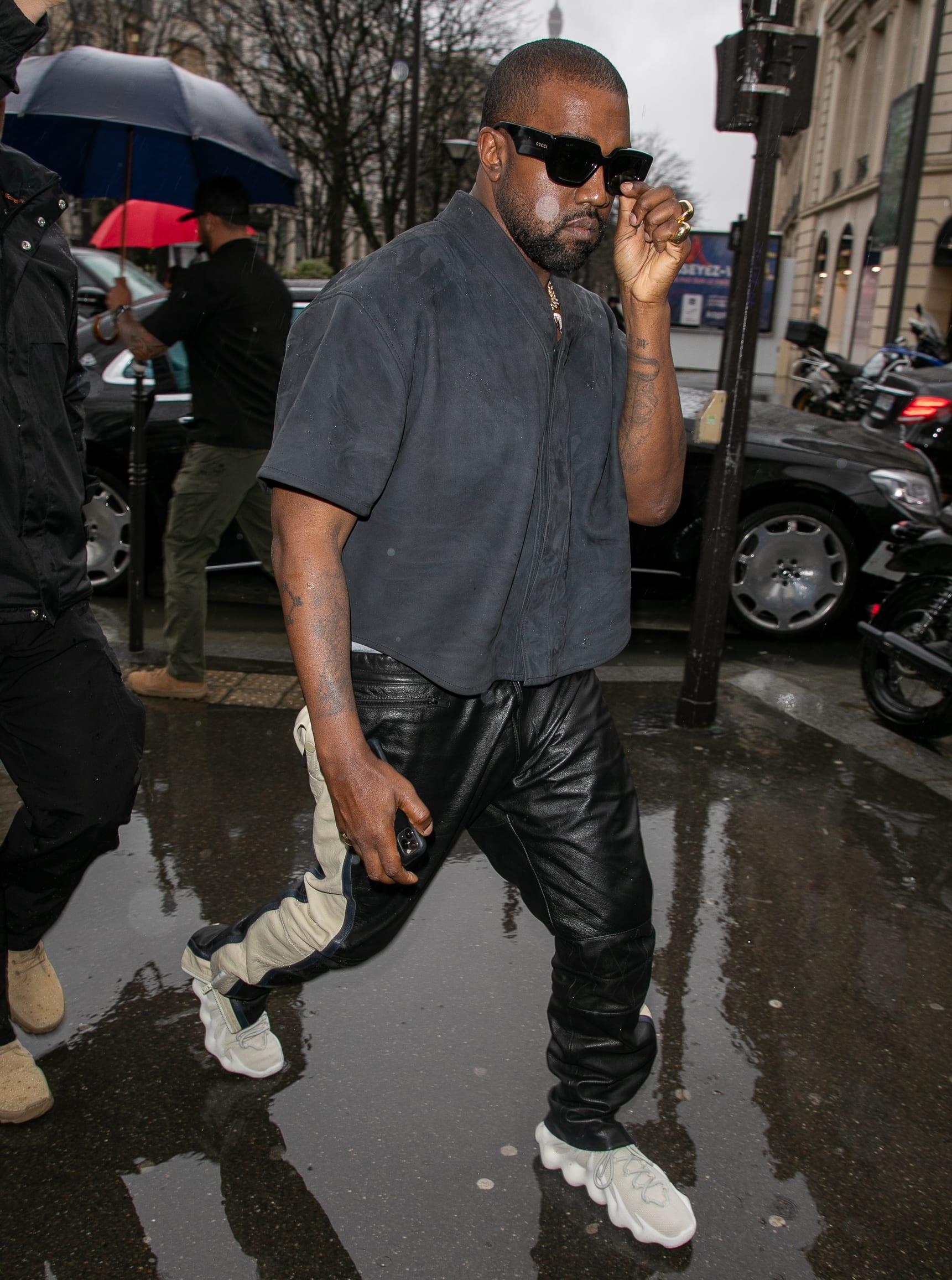 Kanye West Adidas Yeezy 451 (1)