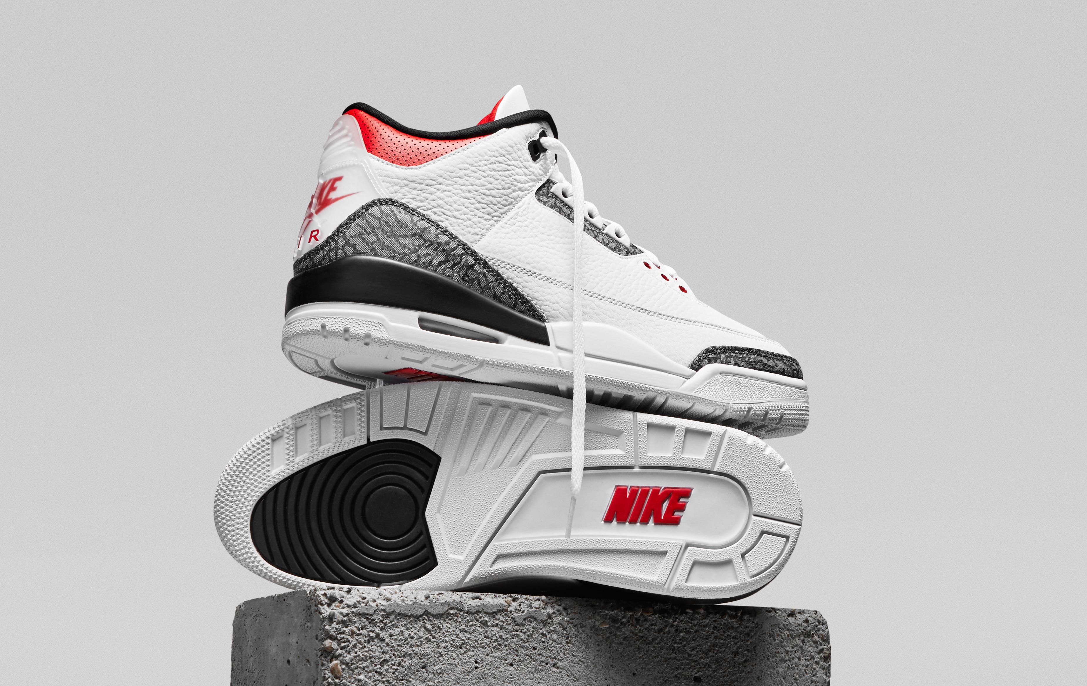 Air Jordan 3 Retro SE 'Denim' CZ6431-100 Side