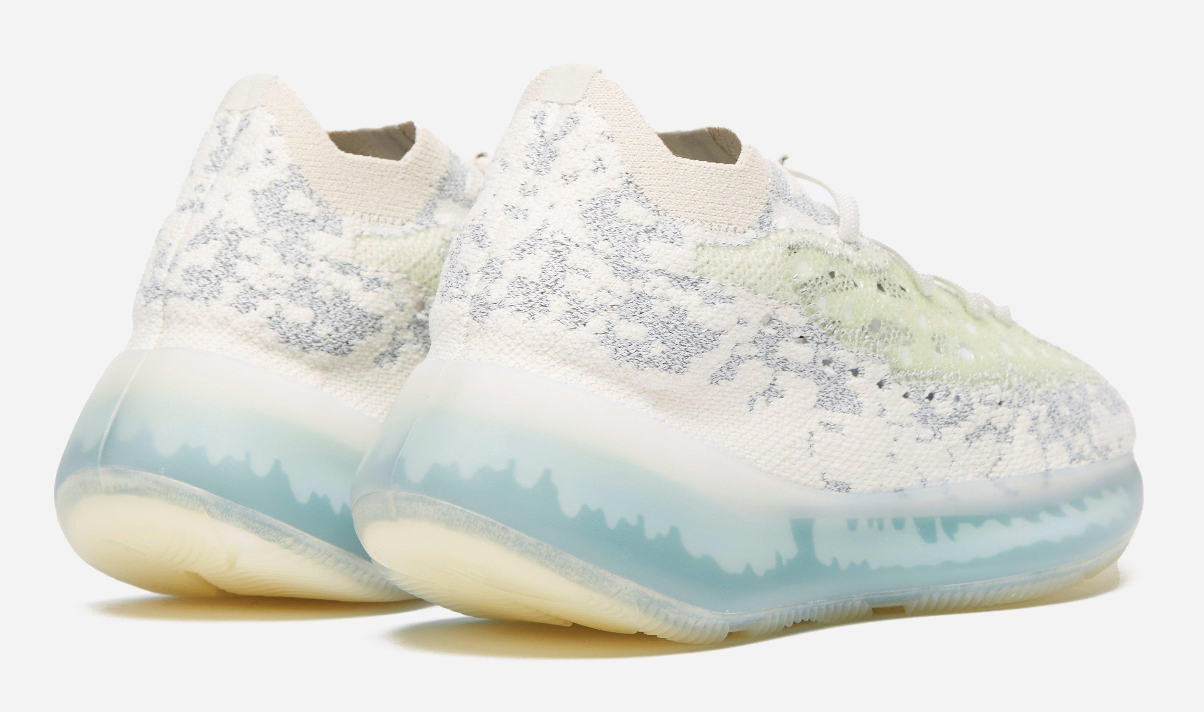 Adidas Yeezy Boost 380 'Alien Blue' GW0304 Heel
