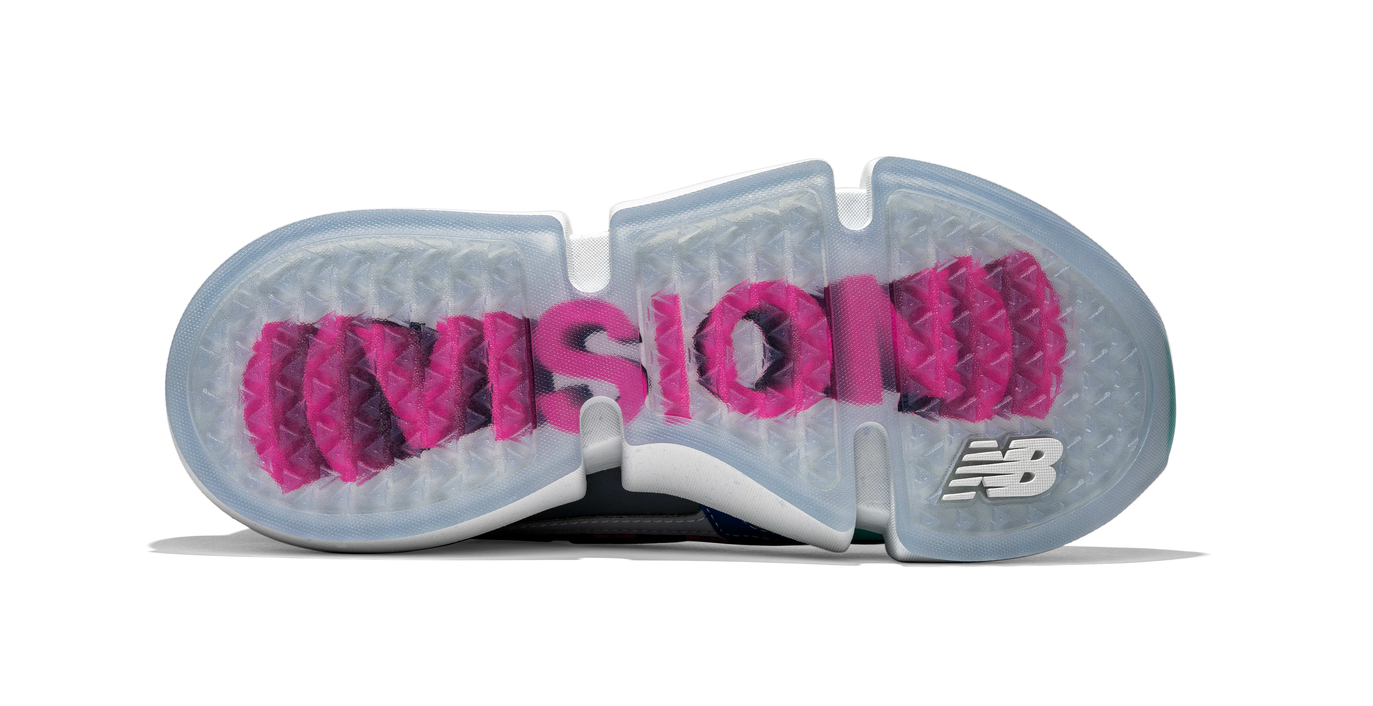 Greenhouse x Jaden Smith New Balance Vision Racer 'Surplus' Outsole