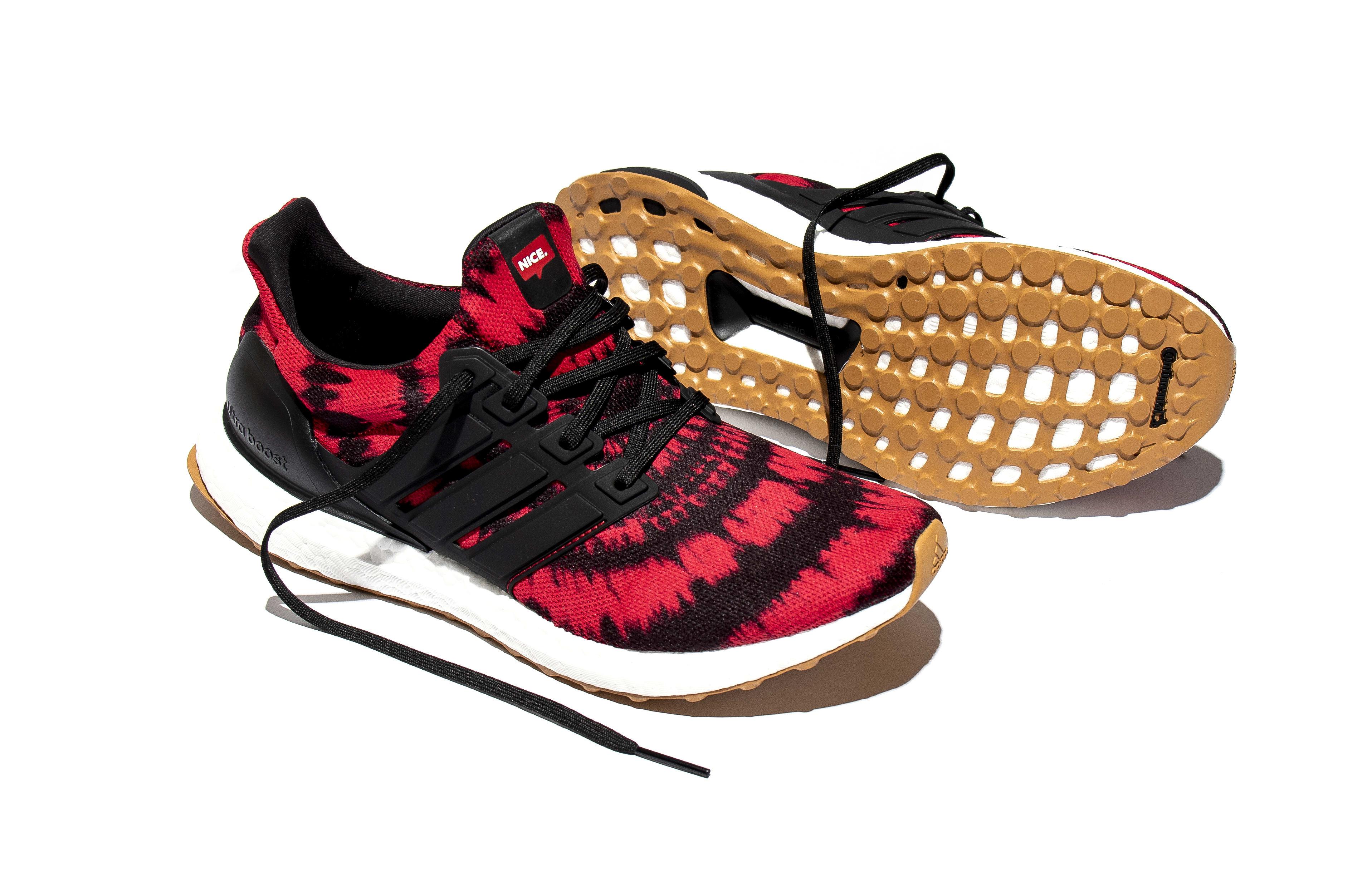 Nice Kicks x Adidas Ultra Boost 'No Vacancy' Side