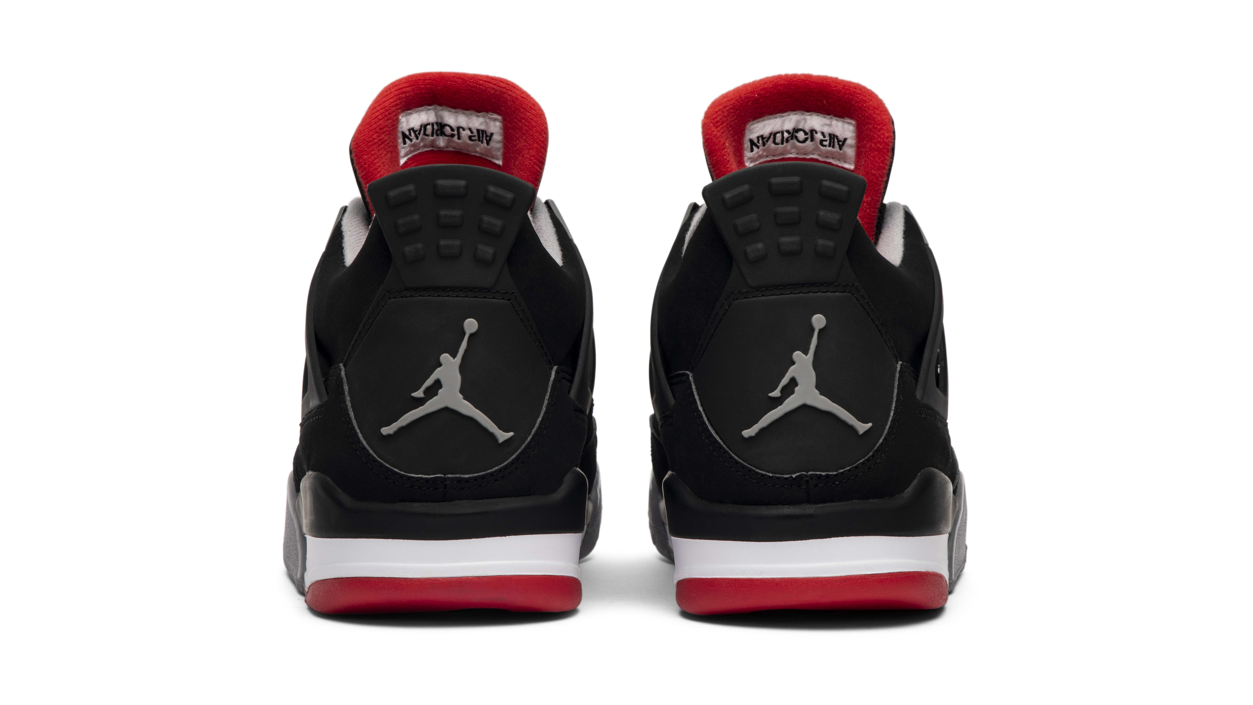 fe596b282ed70 How the  Bred  Air Jordan 4 Has Evolved Over the Years