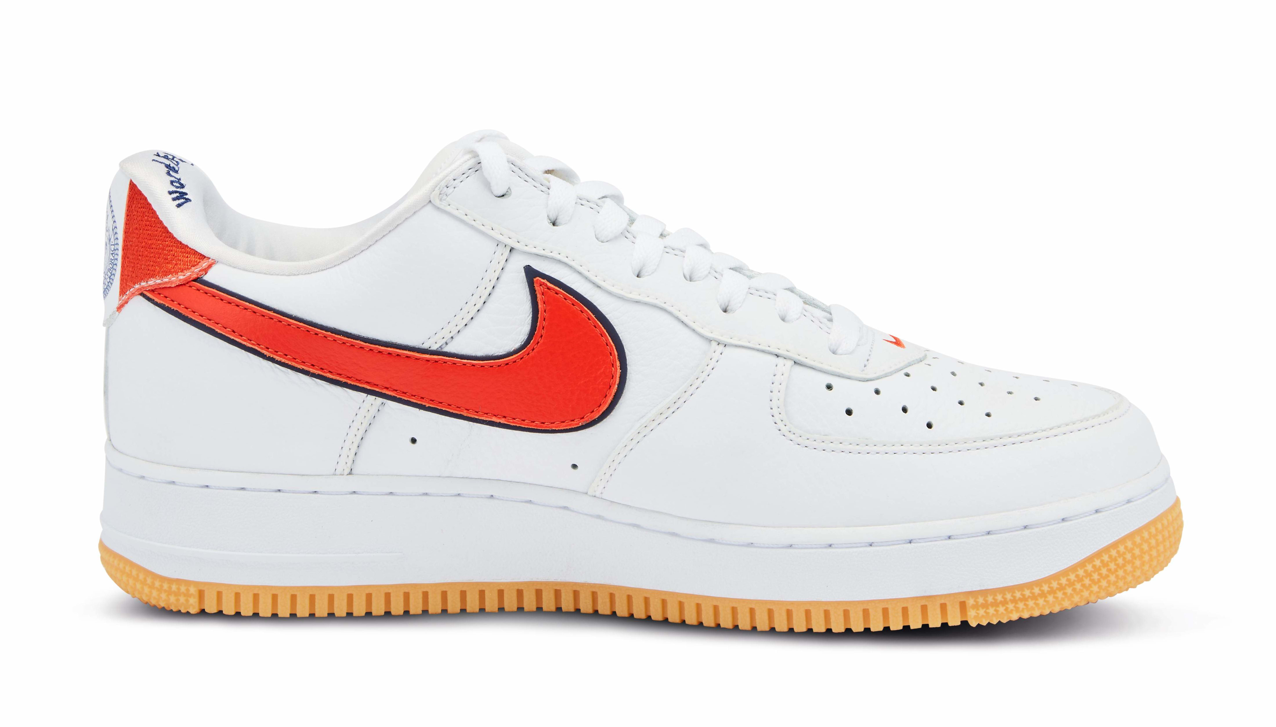 Scarr's Pizza x Nike Air Force 1 Low Medial