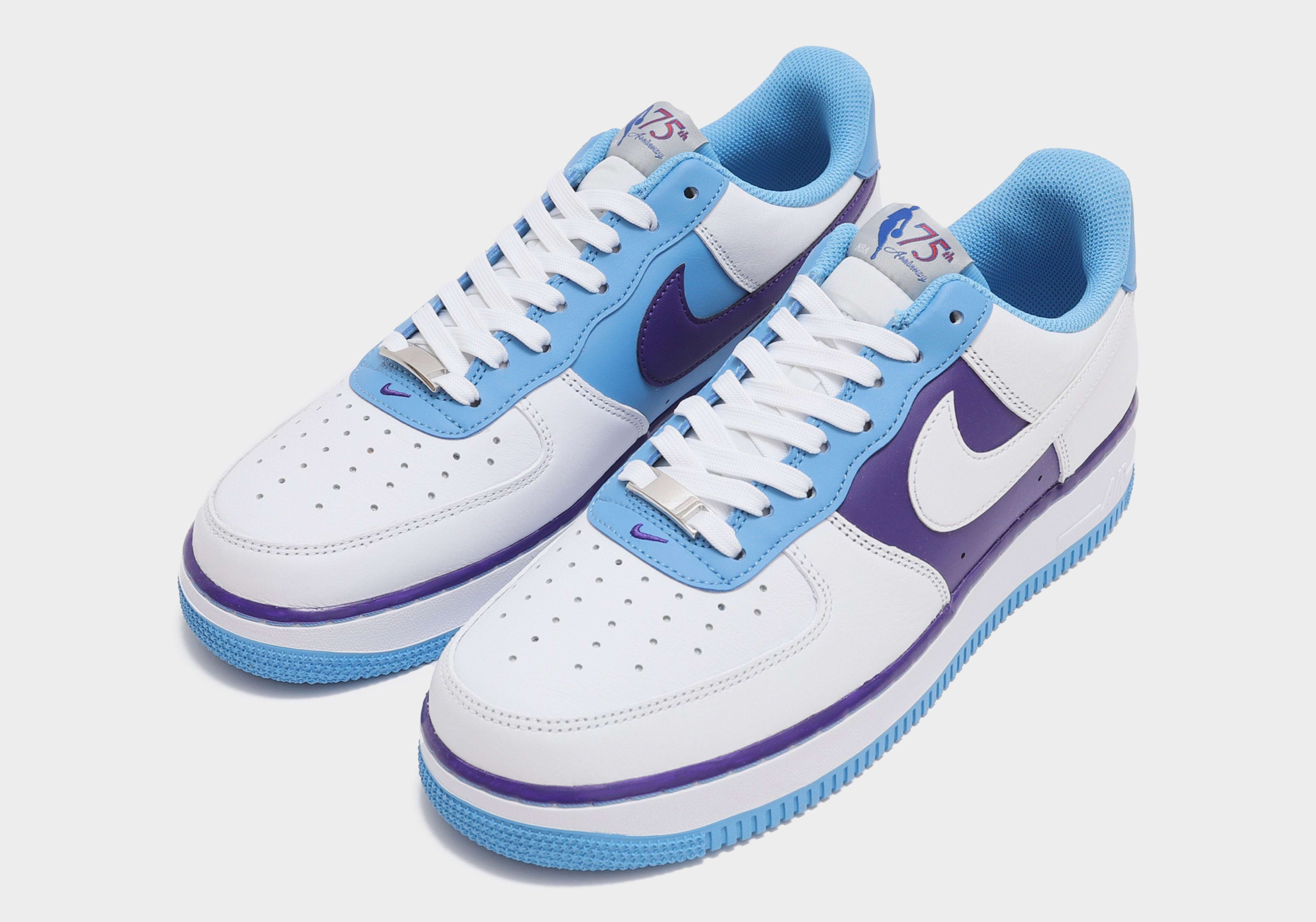 Nike Air Force 1 Low Lakers MPLS Release Date Front