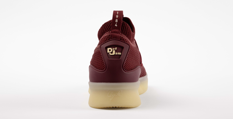 Def Jam x Puma Clyde Court (Heel)