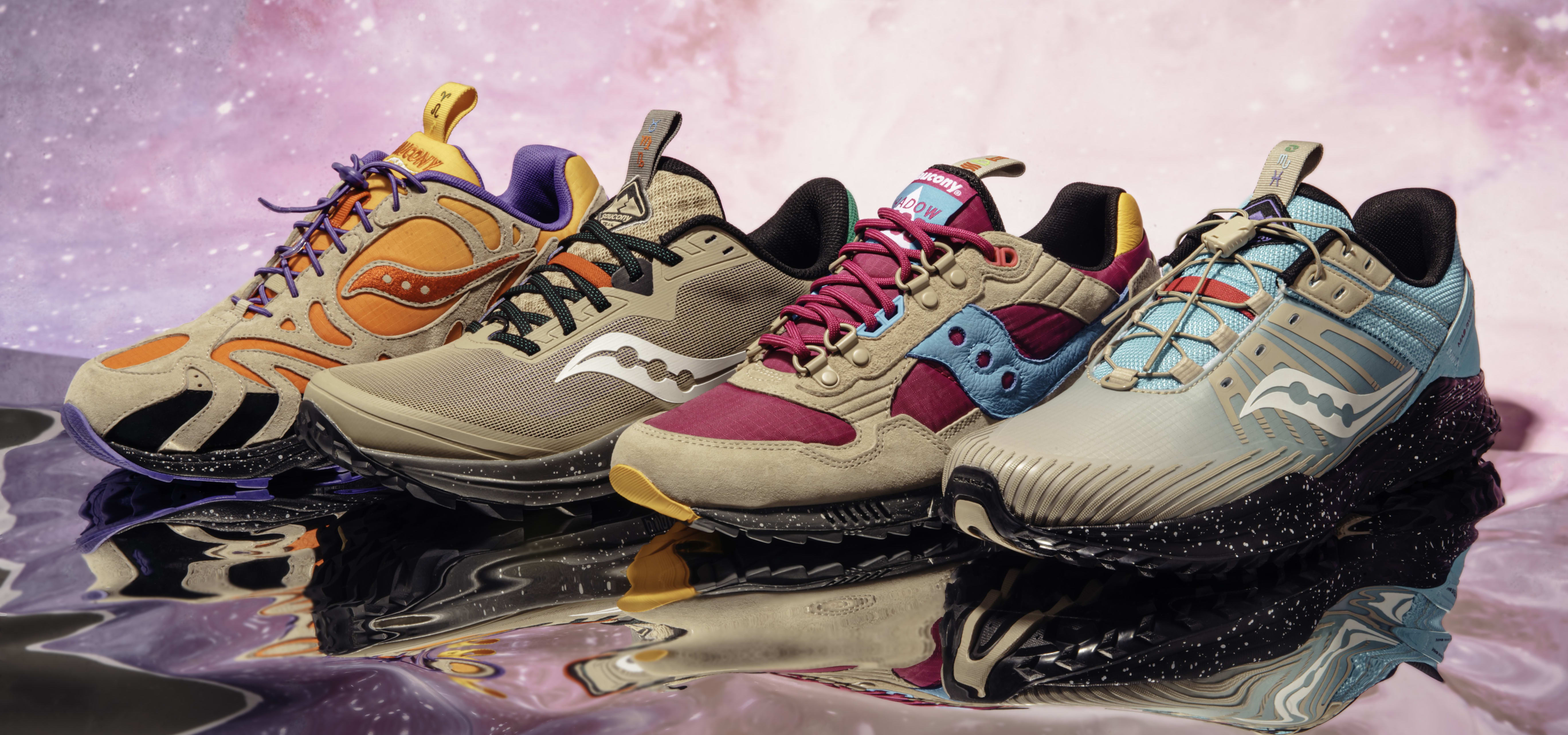 Saucony 'Astrotrail' Pack