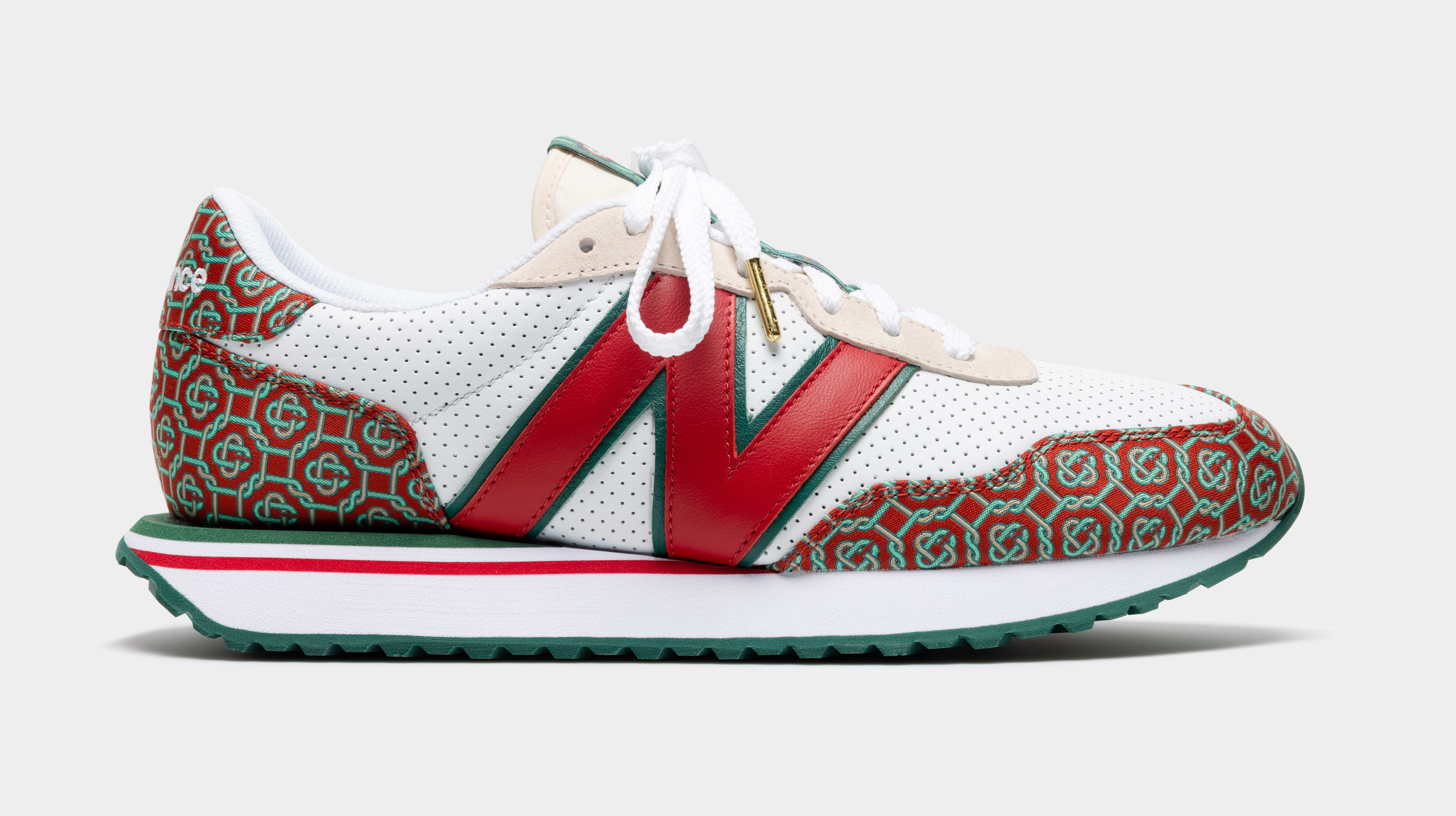New Balance 237 'Red Monogram' Lateral