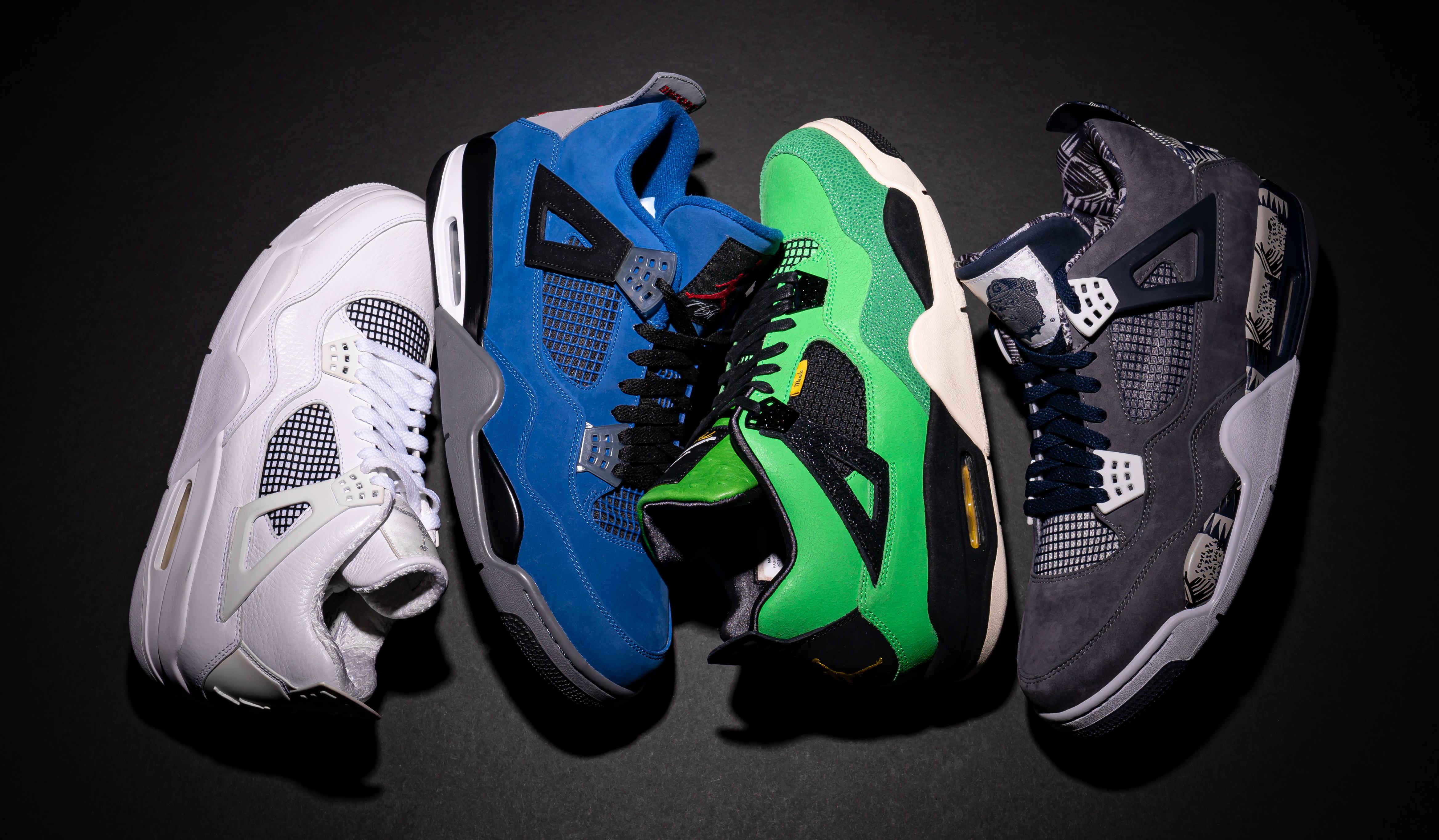 Air Jordan 4 Exclusives