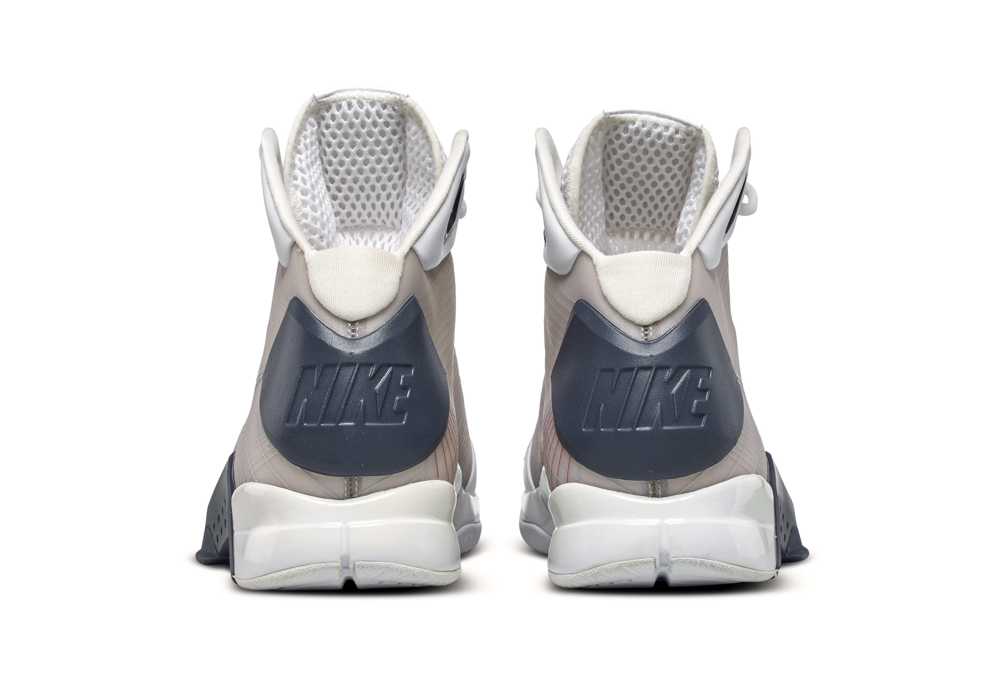 Nike Hyperdunk 'Barack Obama' PE Heel