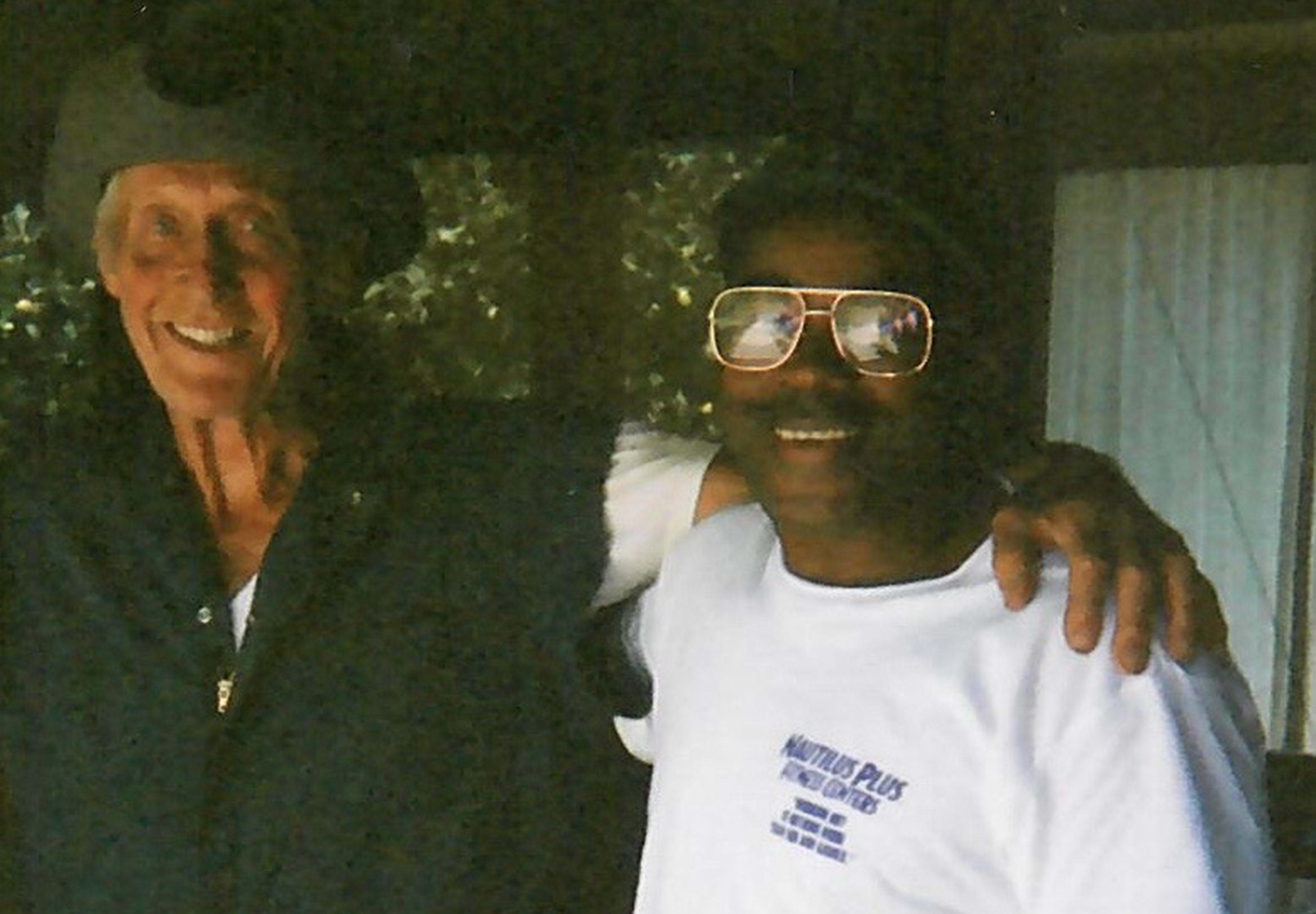 Bill Bowerman and John Mays