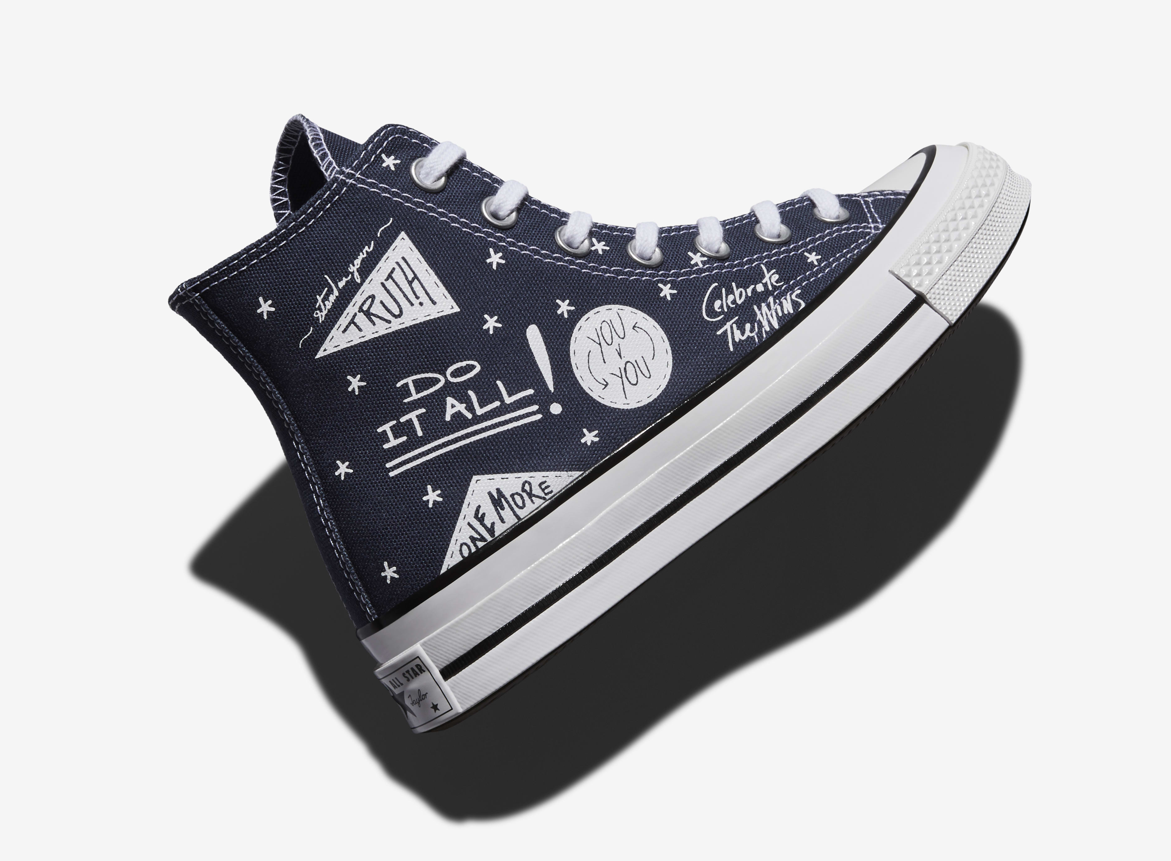 Converse Chuck 70 'Issa Rae By You' Lateral