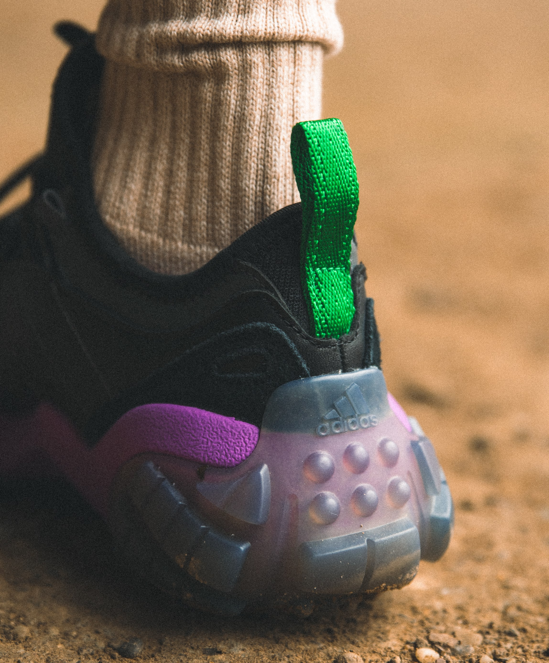 Xhibition x Adidas Consortium FYW Secant Heel