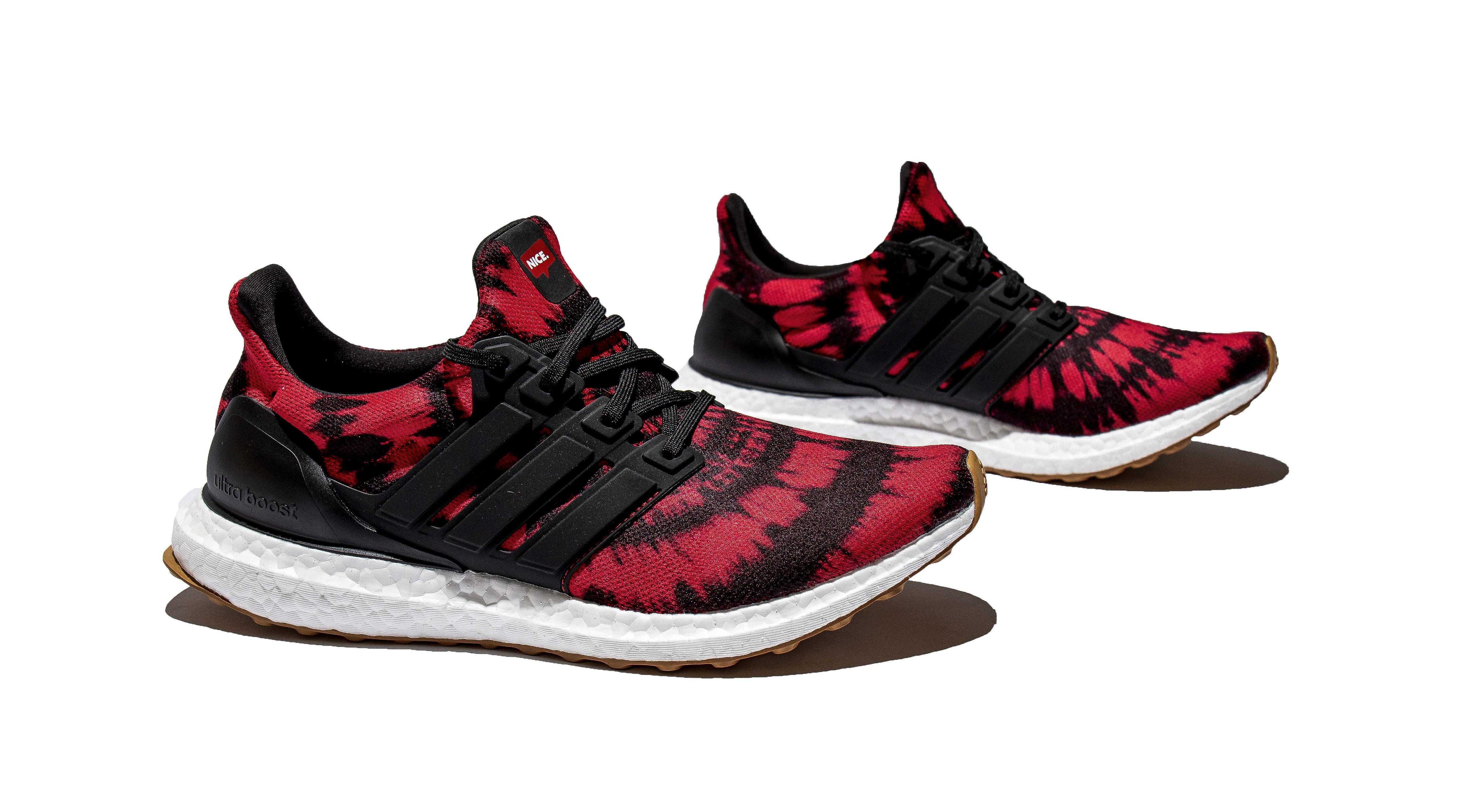 Nice Kicks x Adidas Ultra Boost 'No Vacancy' Lateral