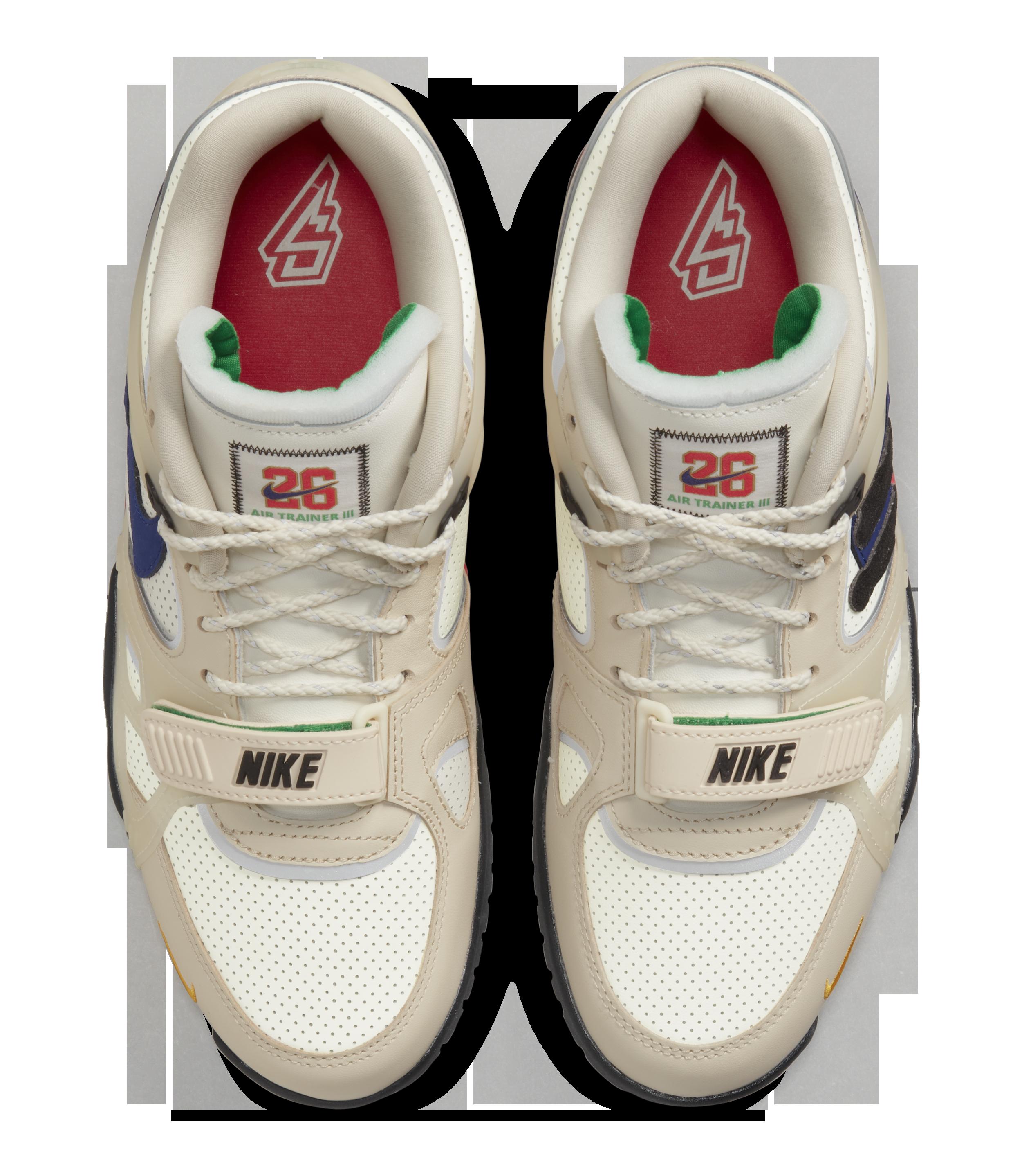 Nike Saquon Air Trainer III DA5403-200 Top