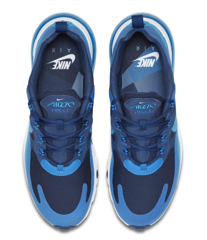 Nike Air Max 270 React 'Navy' (Top)