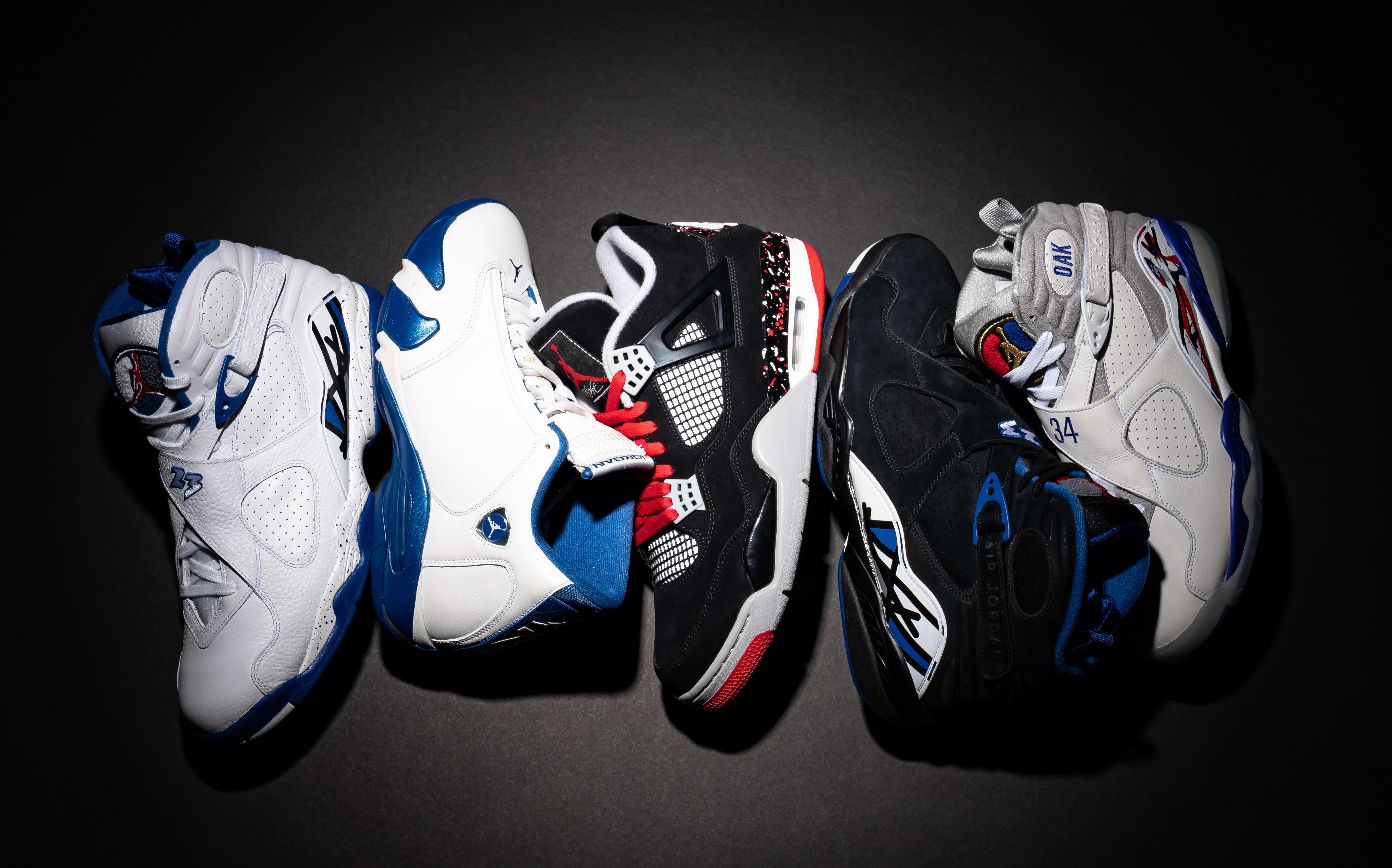 Air Jordan Drake PEs