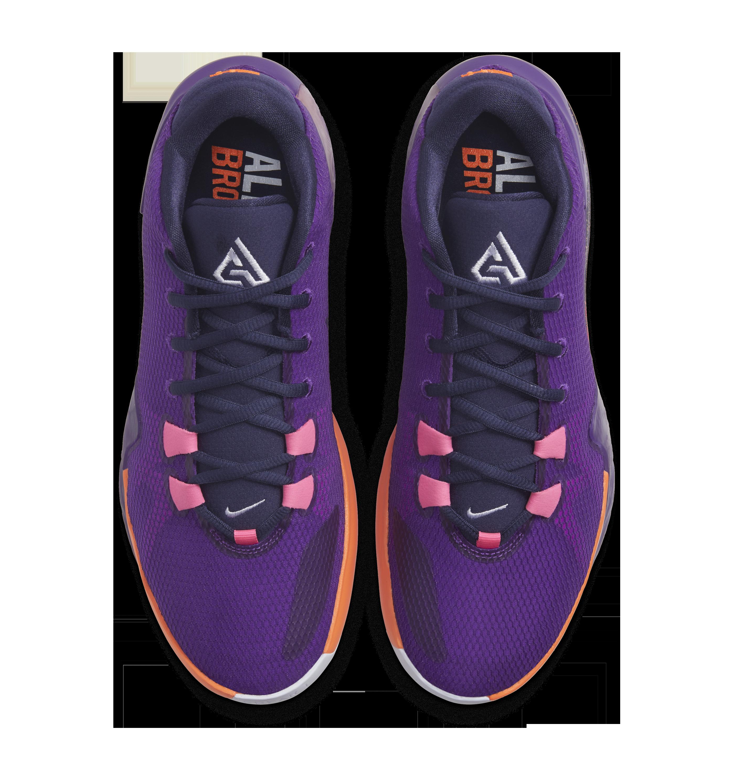 Nike Zoom Freak 1 GE 'All Bros 4' Top