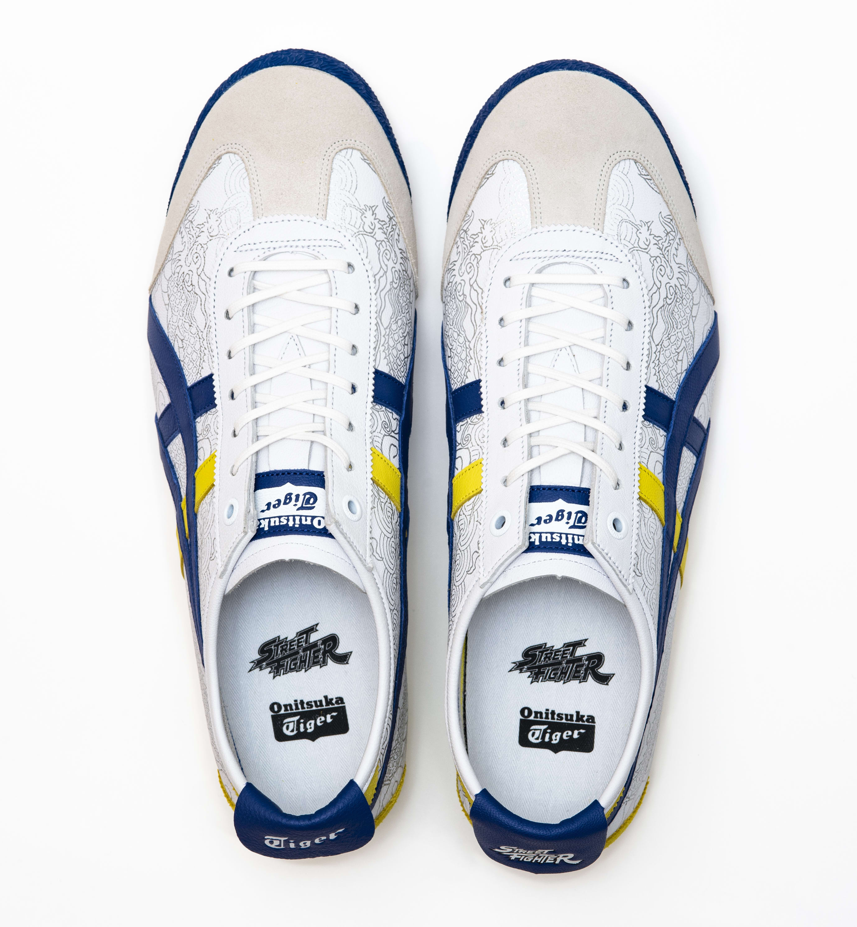 pretty nice 5c216 7598e Street Fighter' x Onitsuka Tiger Mexico 66 SD 'Chun Li ...