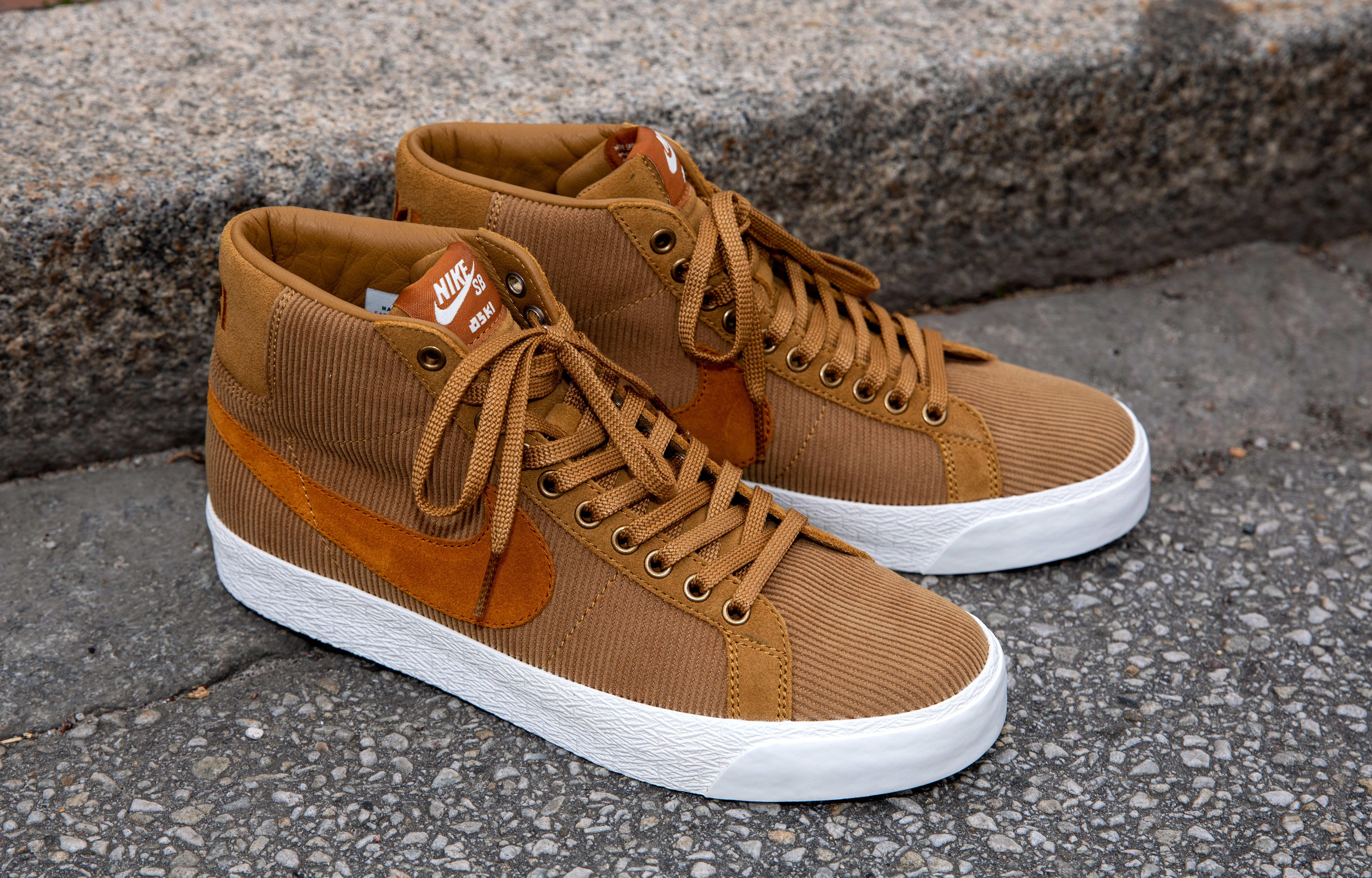 Oski's 'Orange Label' Nike SB Pack Releases This Month