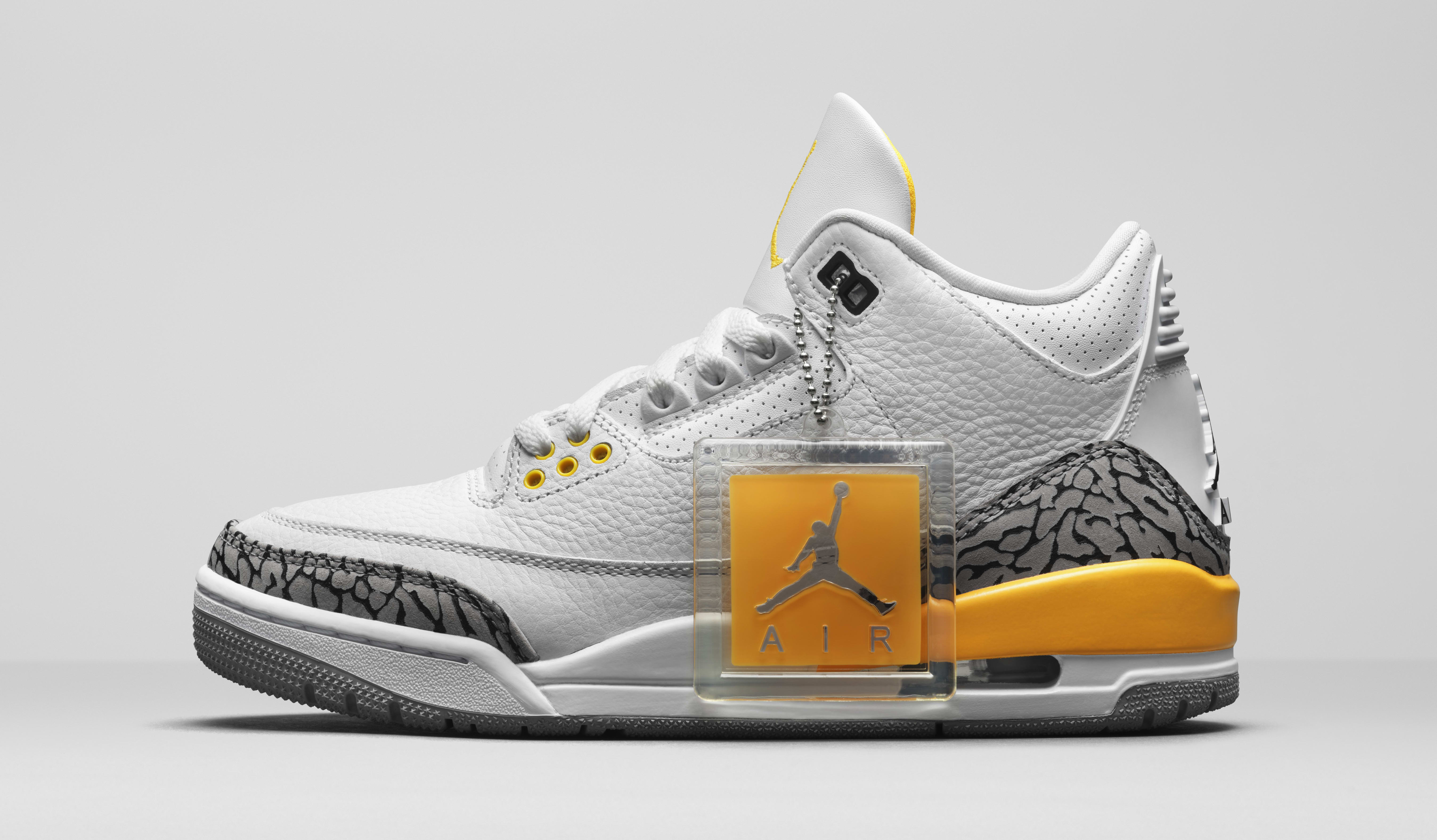air jordan 3 sneakers