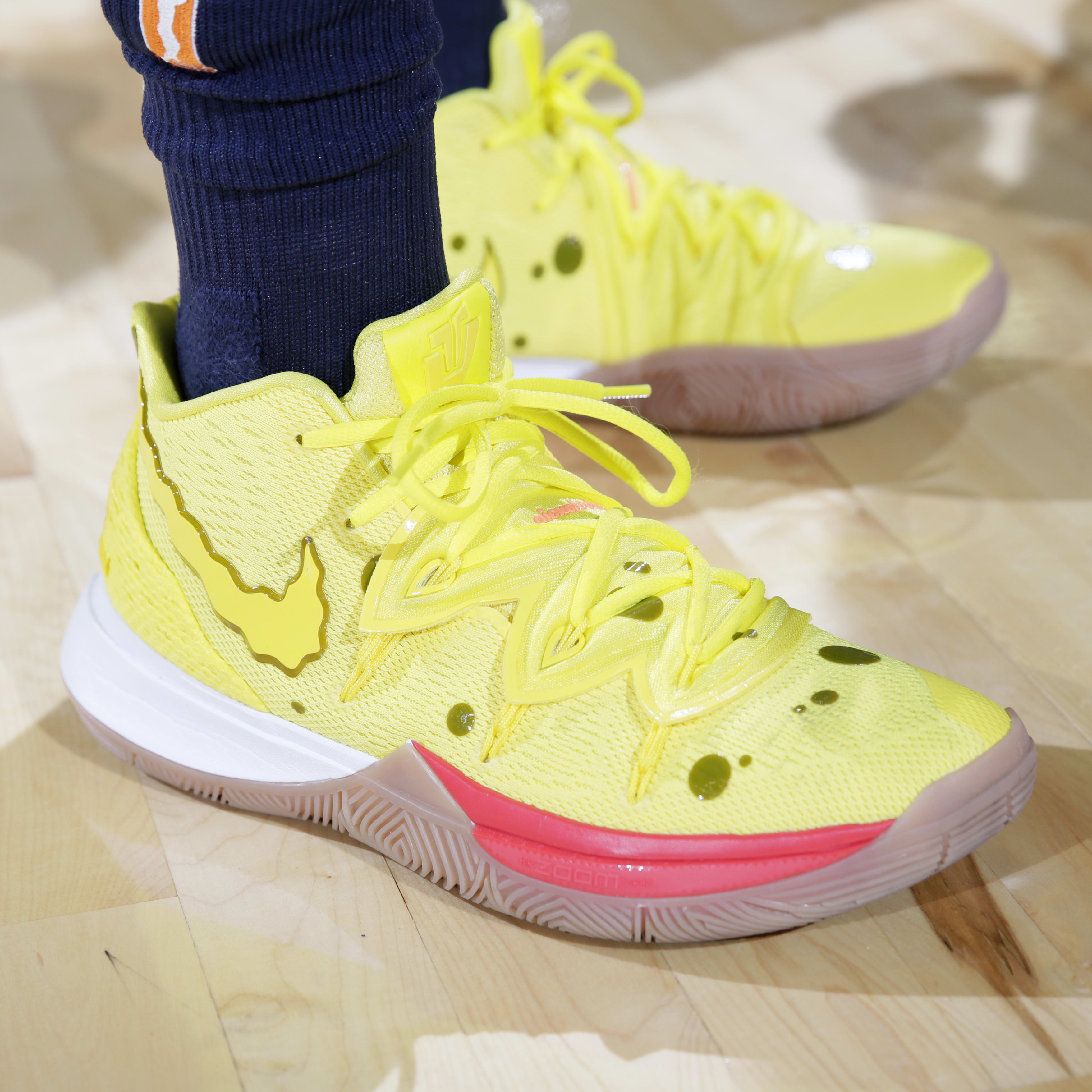 a73dbcd437 SpongeBob Nike Kyrie 5 Release Date | Sole Collector