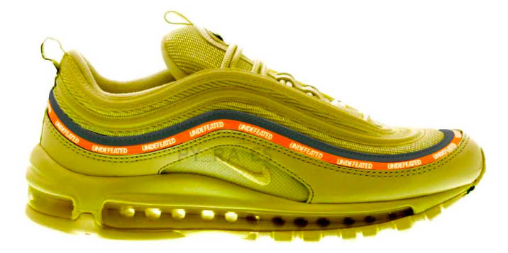 Undefeated x Nike Air Max 97 Holiday 2020 Release Date