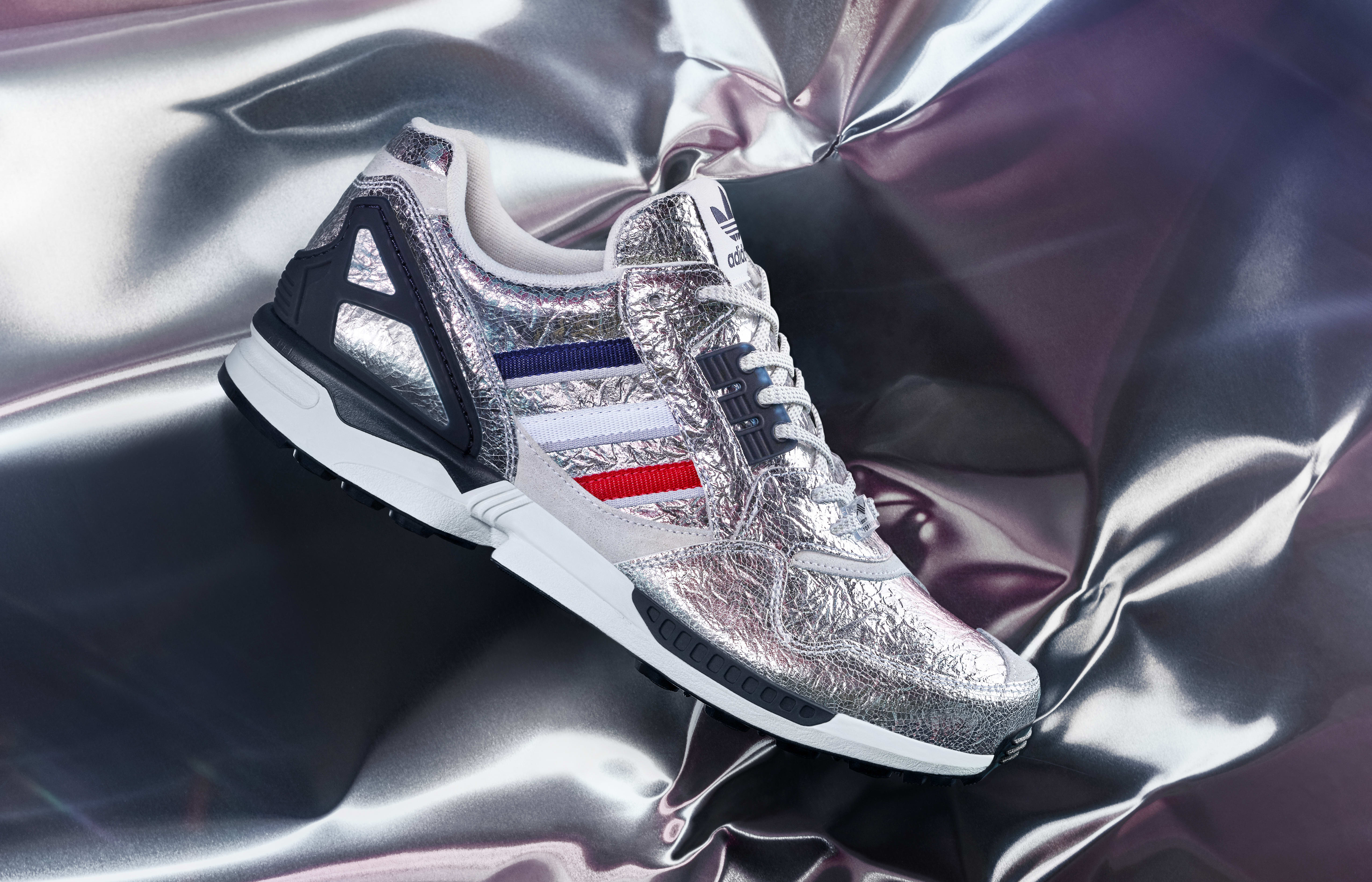 Concepts x Adidas ZX 9000 A-ZX Series Lateral