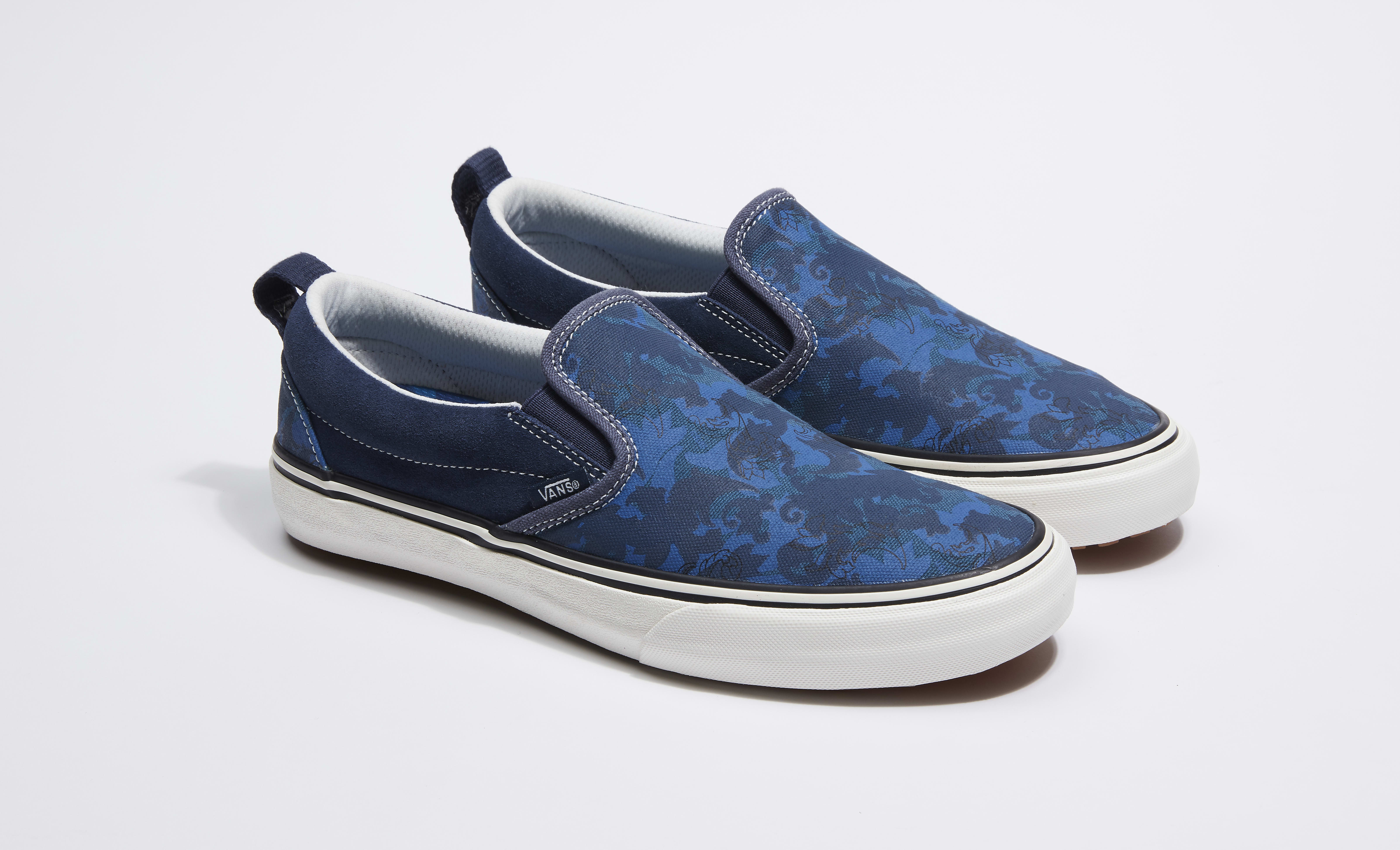BJ Betts x Vans Slip-On 'Made for the Makers' Collab