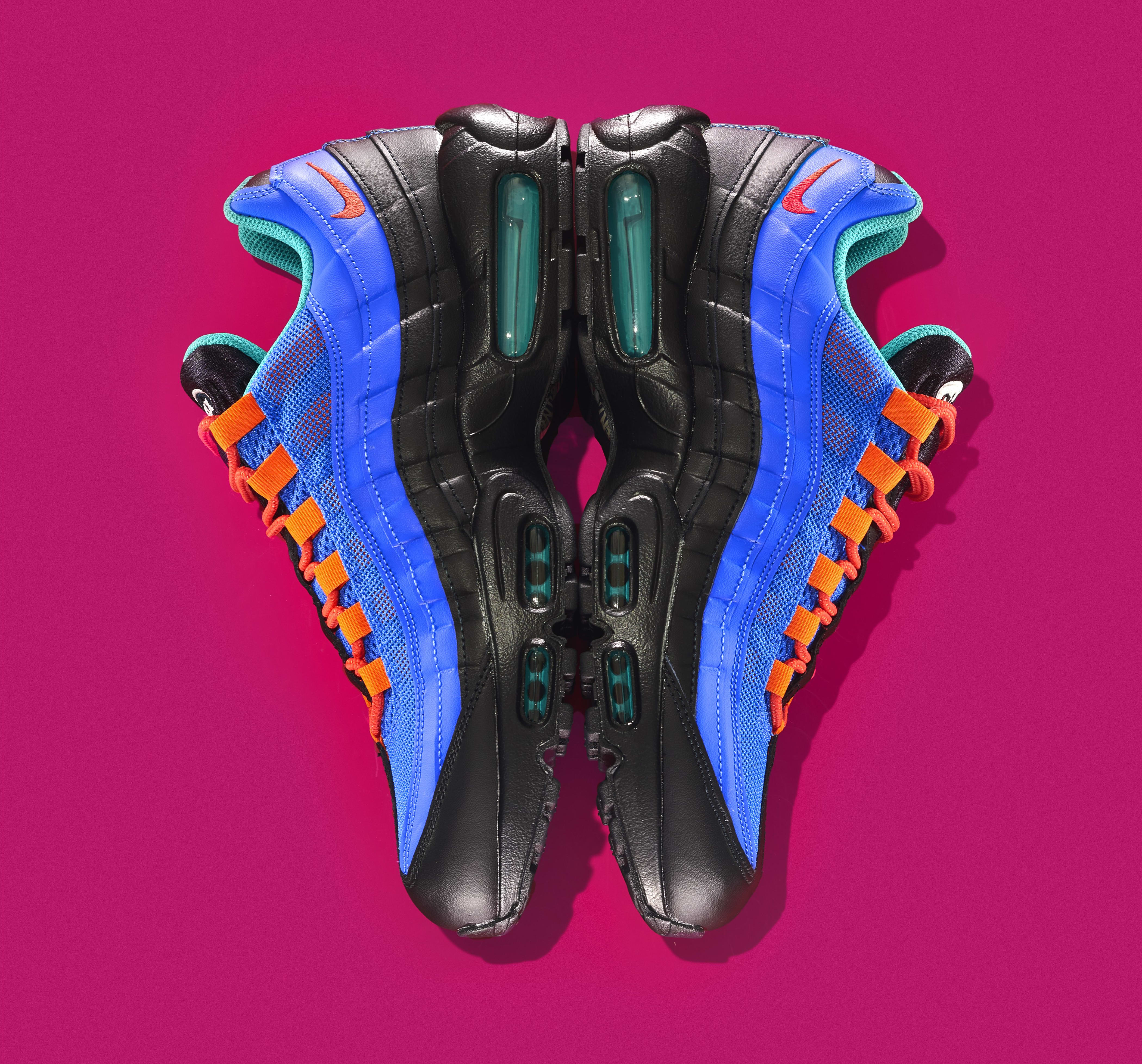 Coral Studios x Nike Air Max 95 V2