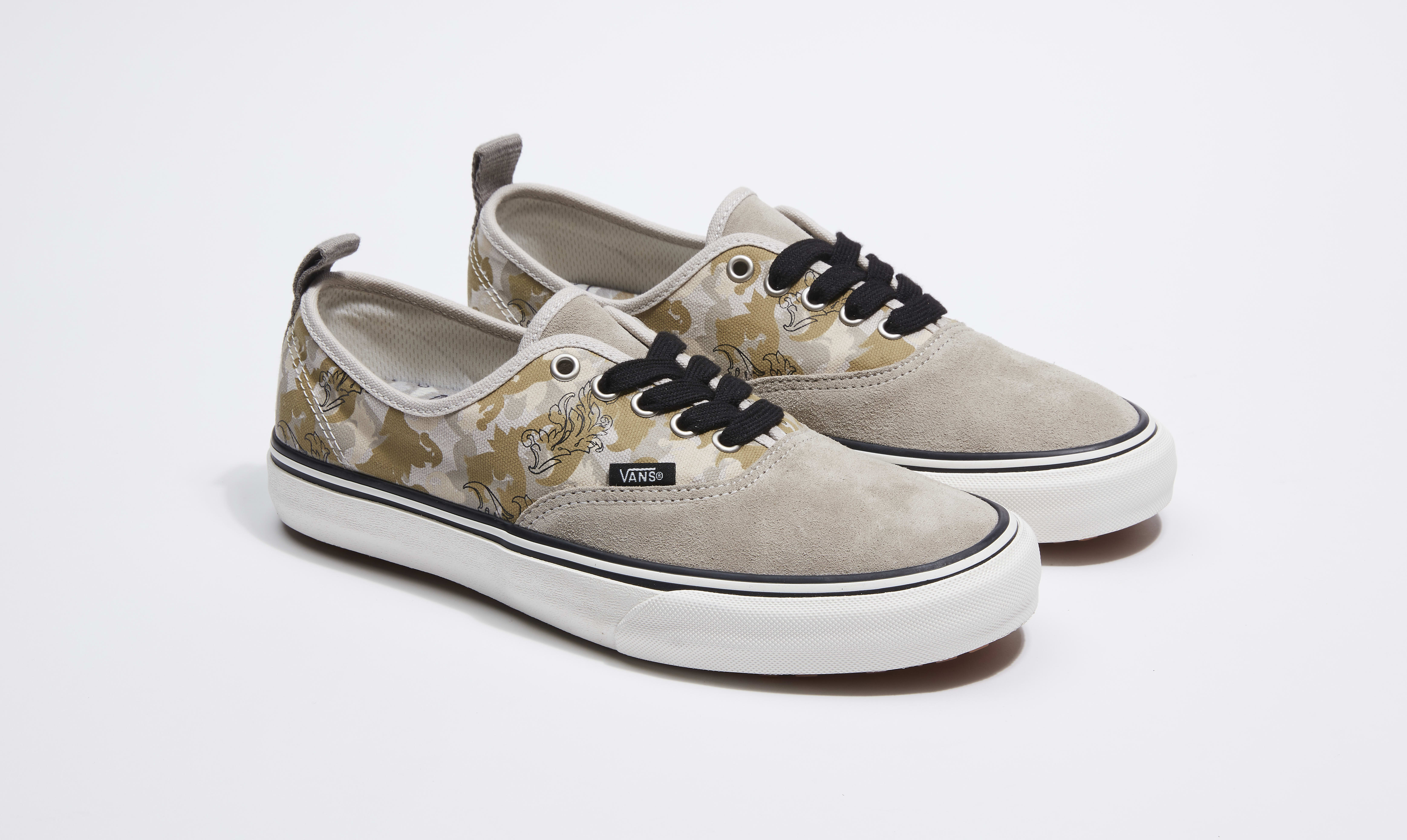 BJ Betts x Vans Authentic 'Made for the Makers' Collab