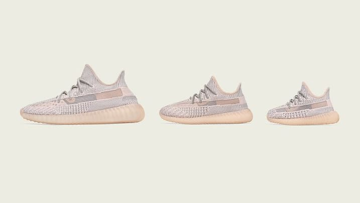 Adidas Yeezy Boost 350 V2 'Synth' (Left)