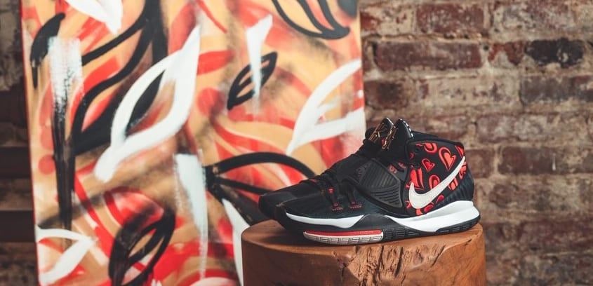 Sneaker Room x Nike Kyrie 6 'Mom' (Black Wide)