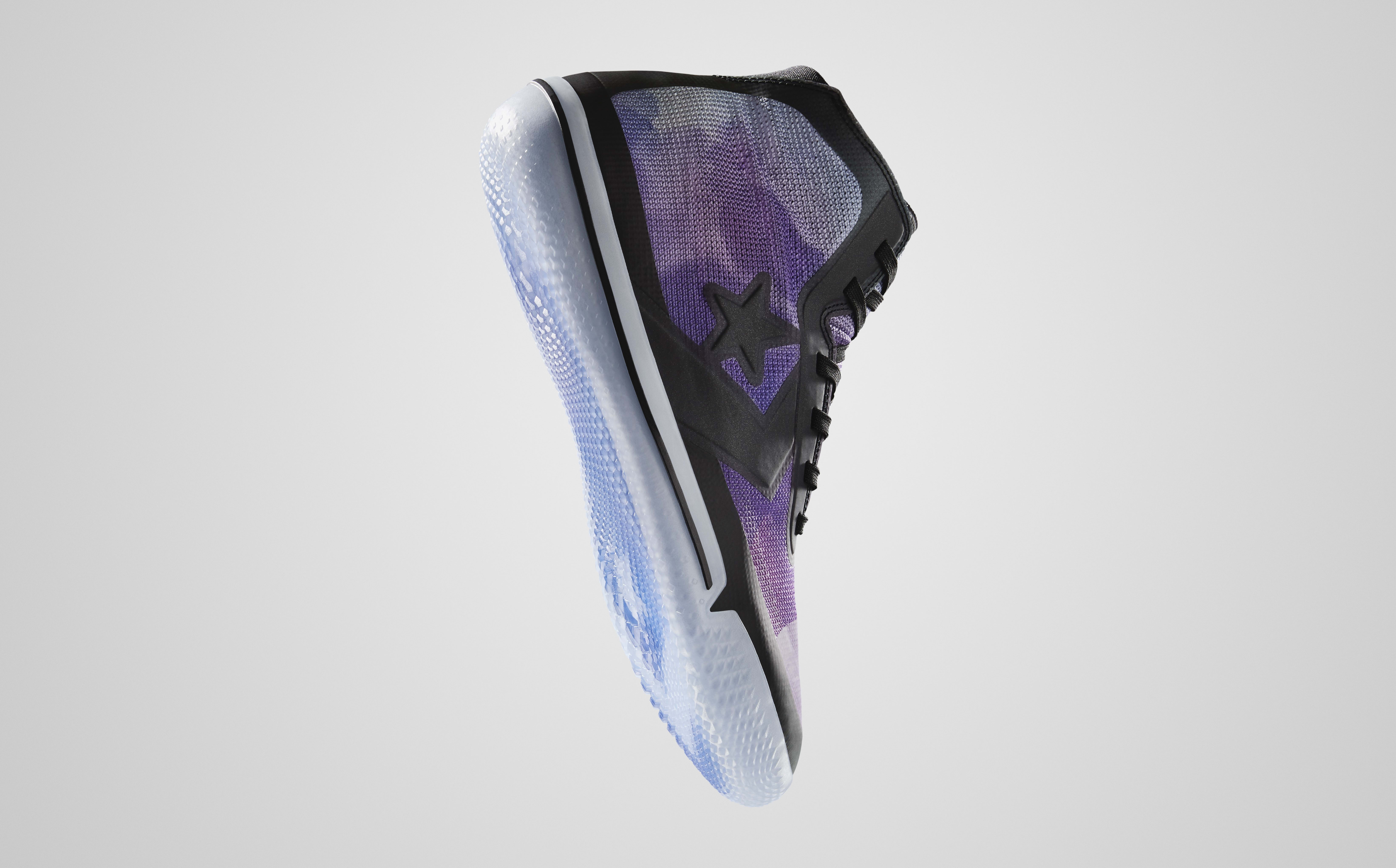 Kelly Oubre Jr. Converse 'Soul' Collection All Star Pro BB High