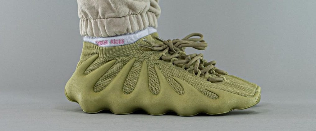 Adidas Yeezy 450 'Resin' Lateral