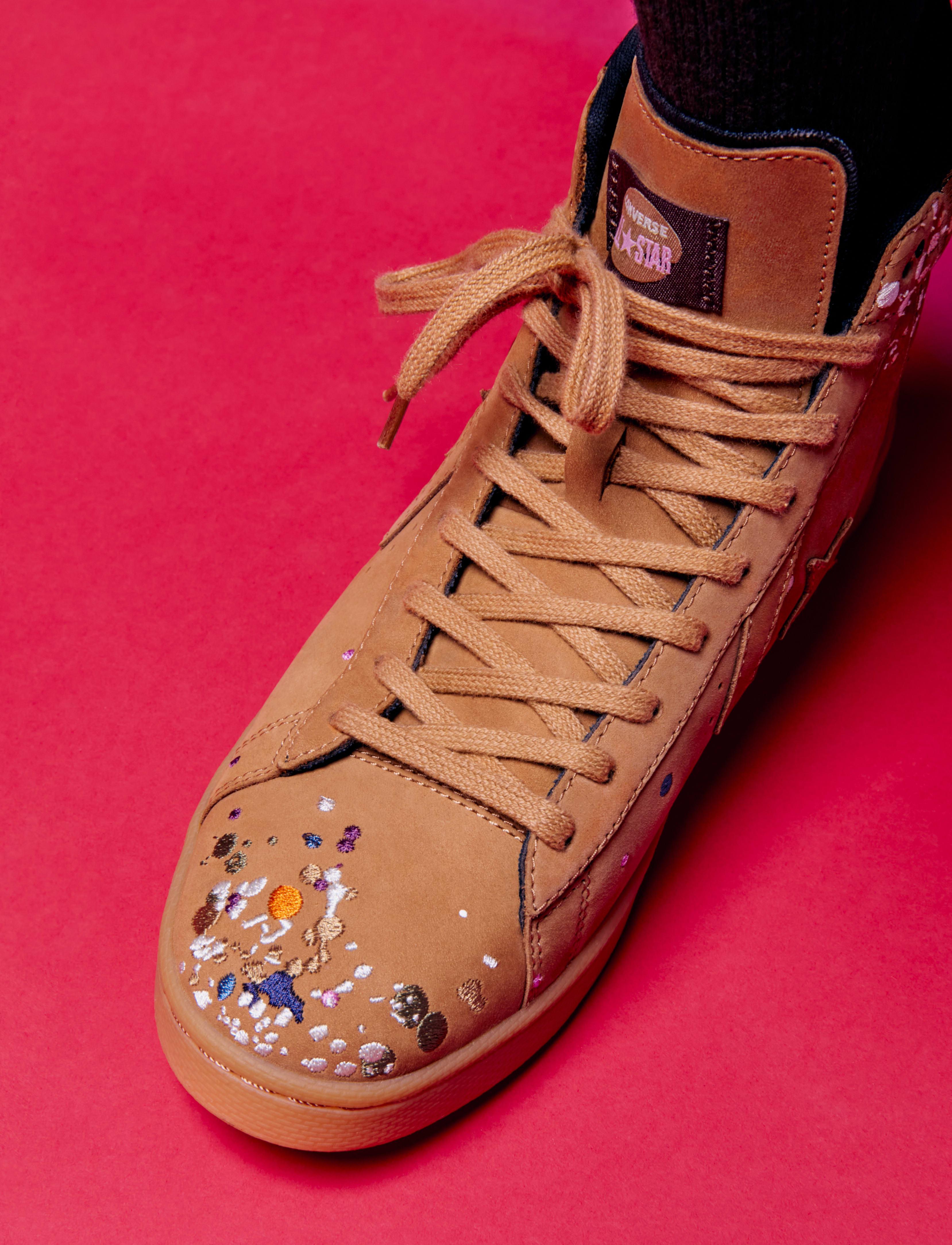 Bandulu x Converse Pro Leather
