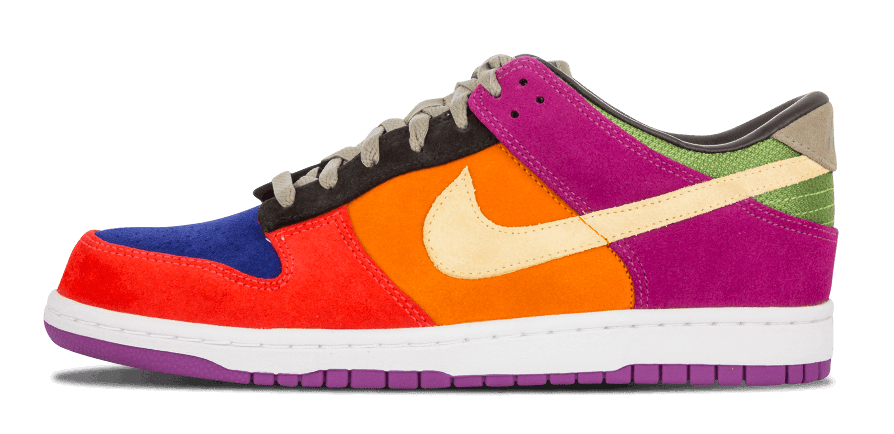 Nike Dunk Low SP 'Viotech' 2013 (Lateral)