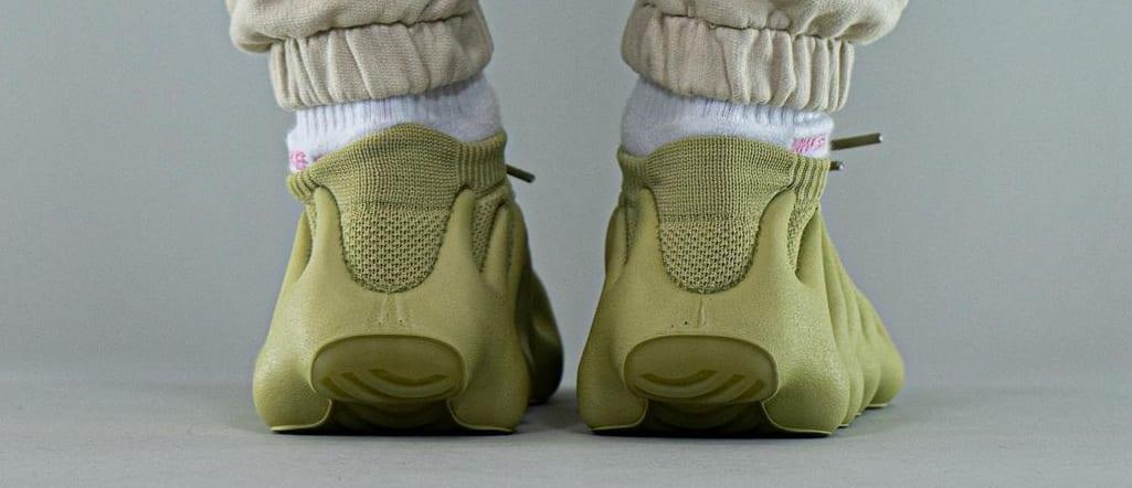 Adidas Yeezy 450 'Resin' Heel