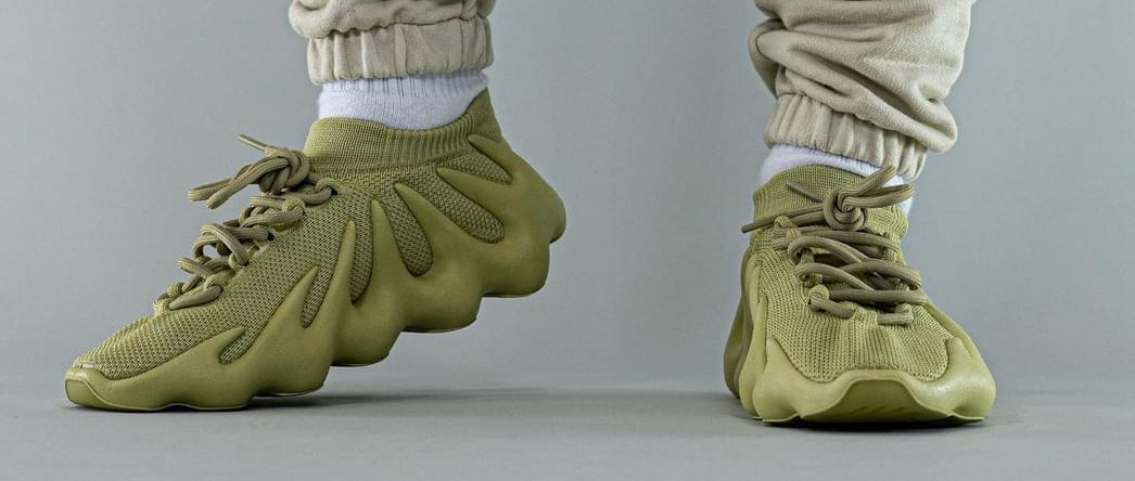 Adidas Yeezy 450 'Resin' Front