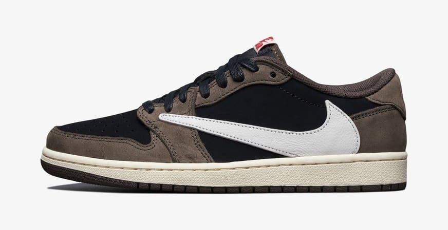 A Detailed Look at the Travis Scott x Air Jordan 1 Low