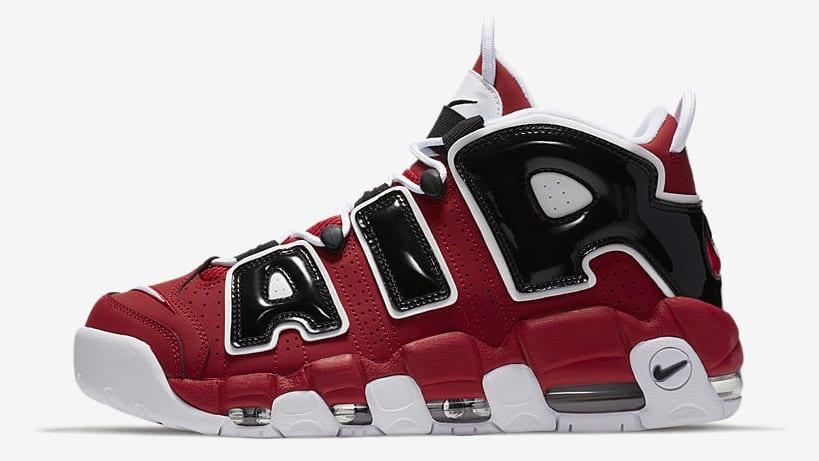 "Nike Air More Uptempo ""Hoop Pack"""