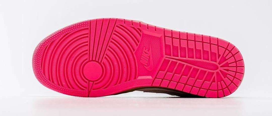 Sneaker Politics x Air Jordan 1 Low (Bottom)