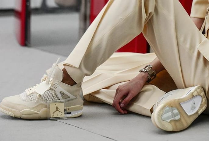 off-white-air-jordan-4-womens-sail-paris-fashion-week