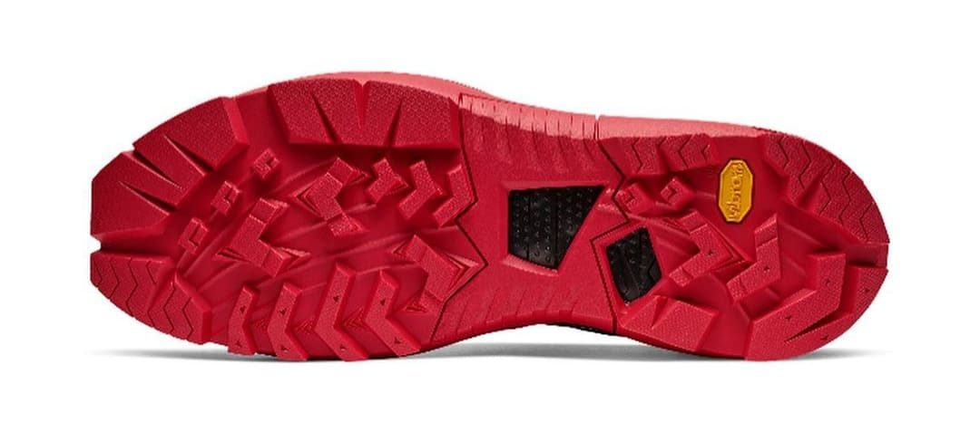 Matthew M. Williams x Nike 'Black/Red' (Bottom)