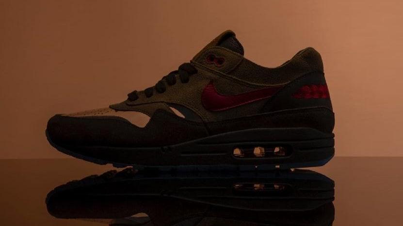 Clot x Nike Air Max 1 'K.O.D. -CHA' Preview