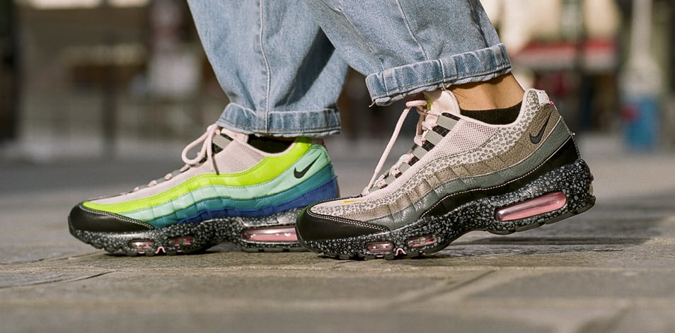 Size? Nike Air Max 95 '20 For 20' Side